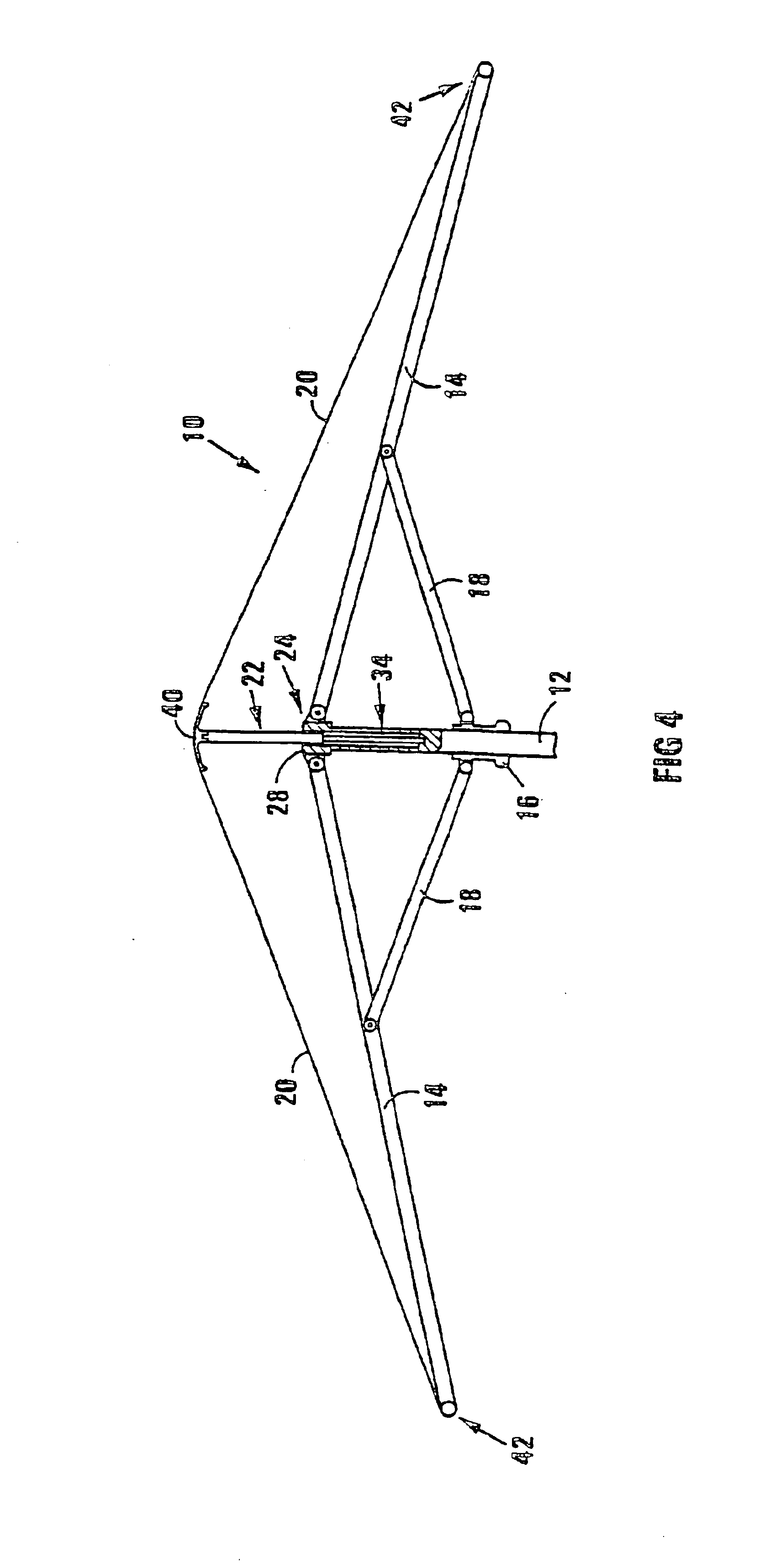 Patent Us6810893 Umbrella Mechanism Google Patents