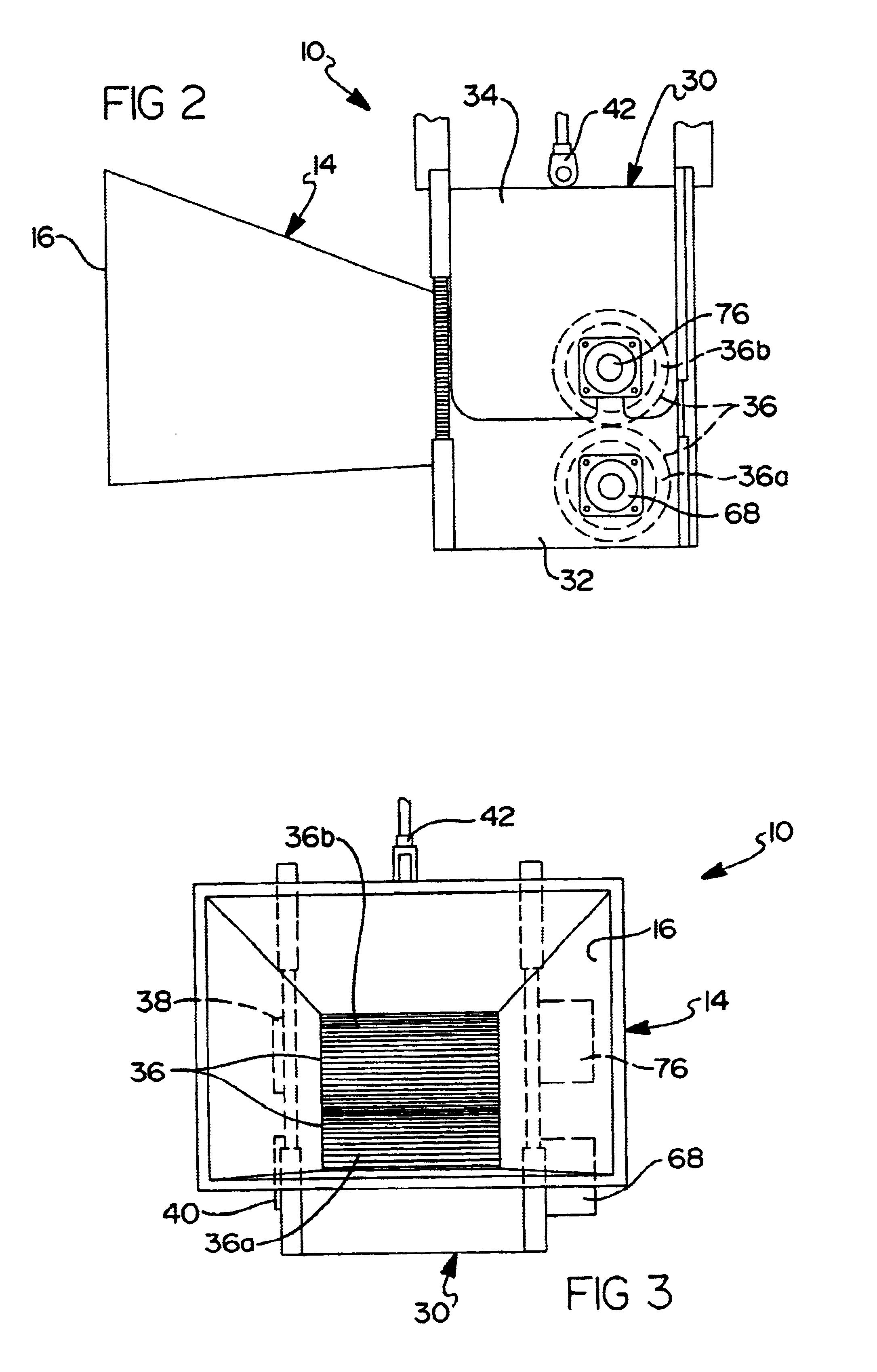 patent us6814320