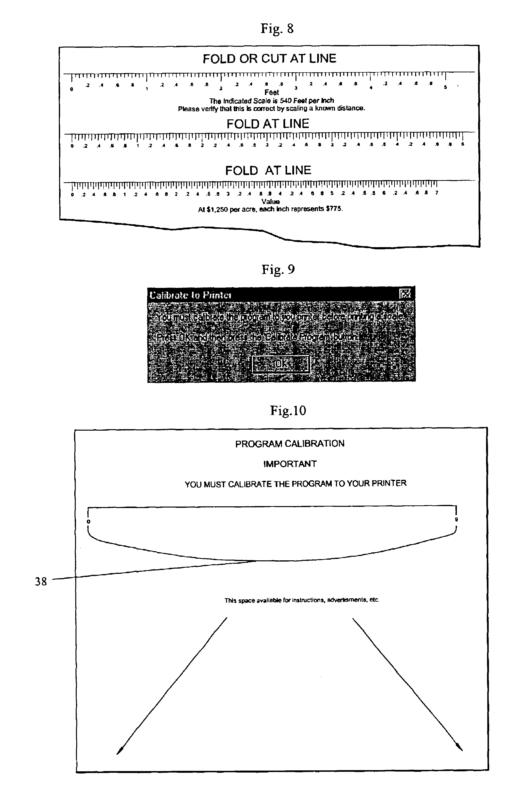 Patent Us6816805 Computer Generated Scale And Conversion