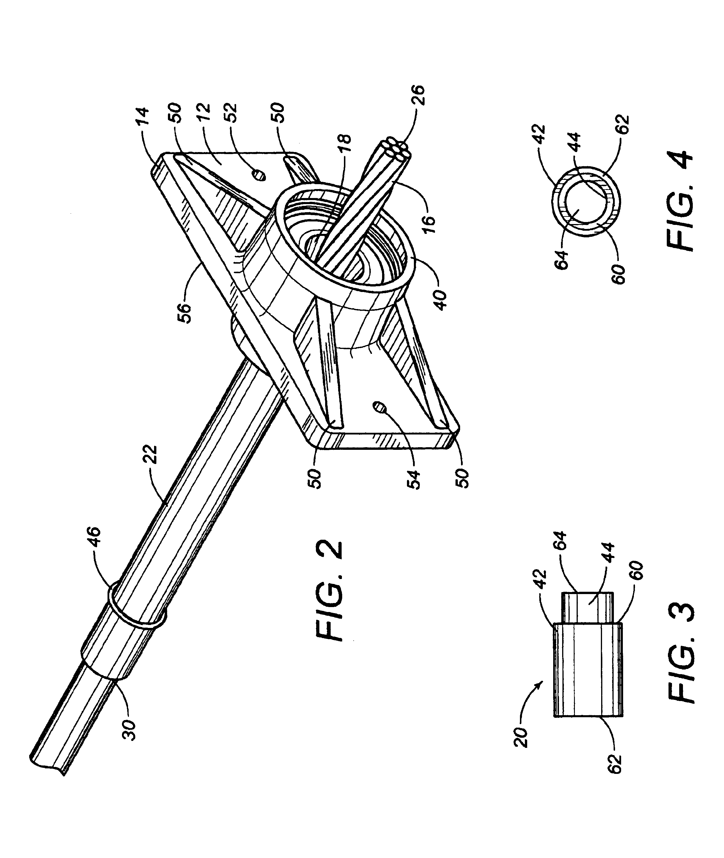 Patent us corrosion protection seal for an anchor
