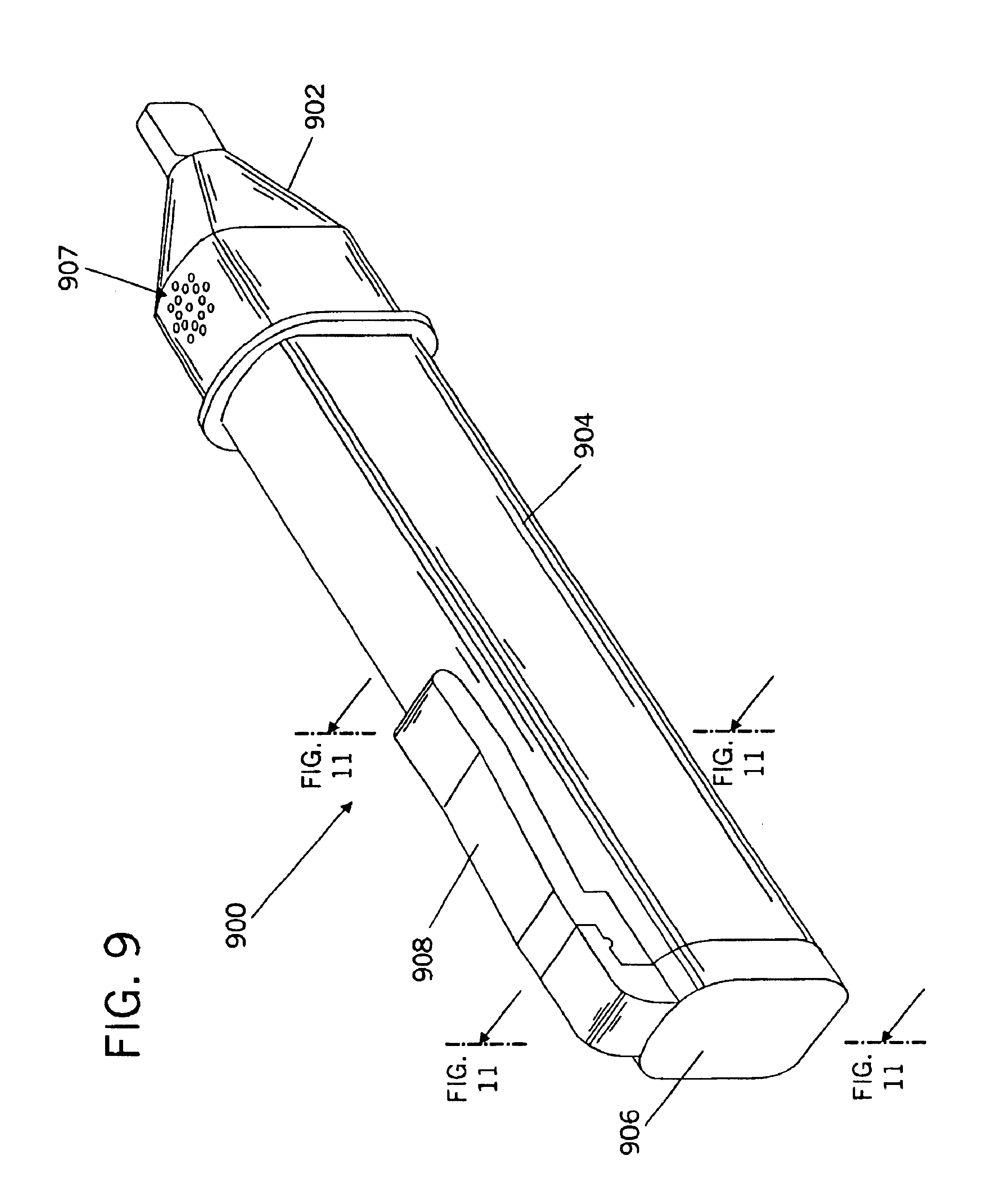 Patent Us6828767 Hand Held Voltage Detection Probe Google Patenten Noncontact High Detector Scheme Drawing