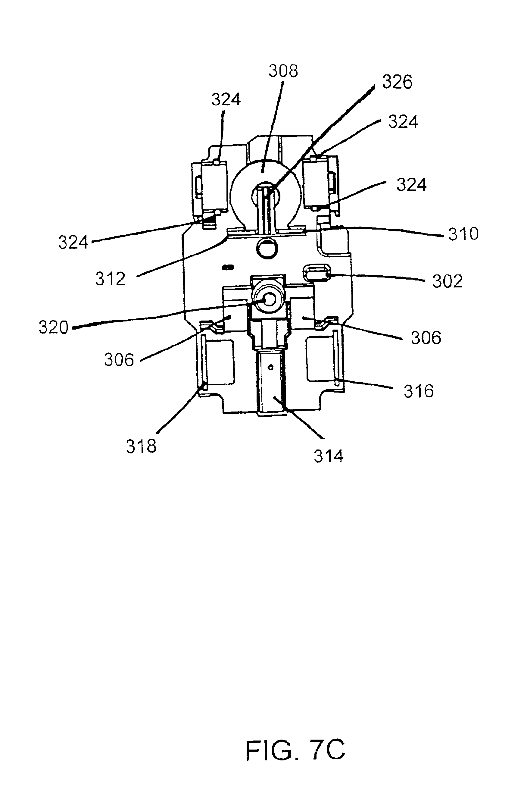 Patent us6829124 ground fault circuit interrupter with for Gfci circuit b