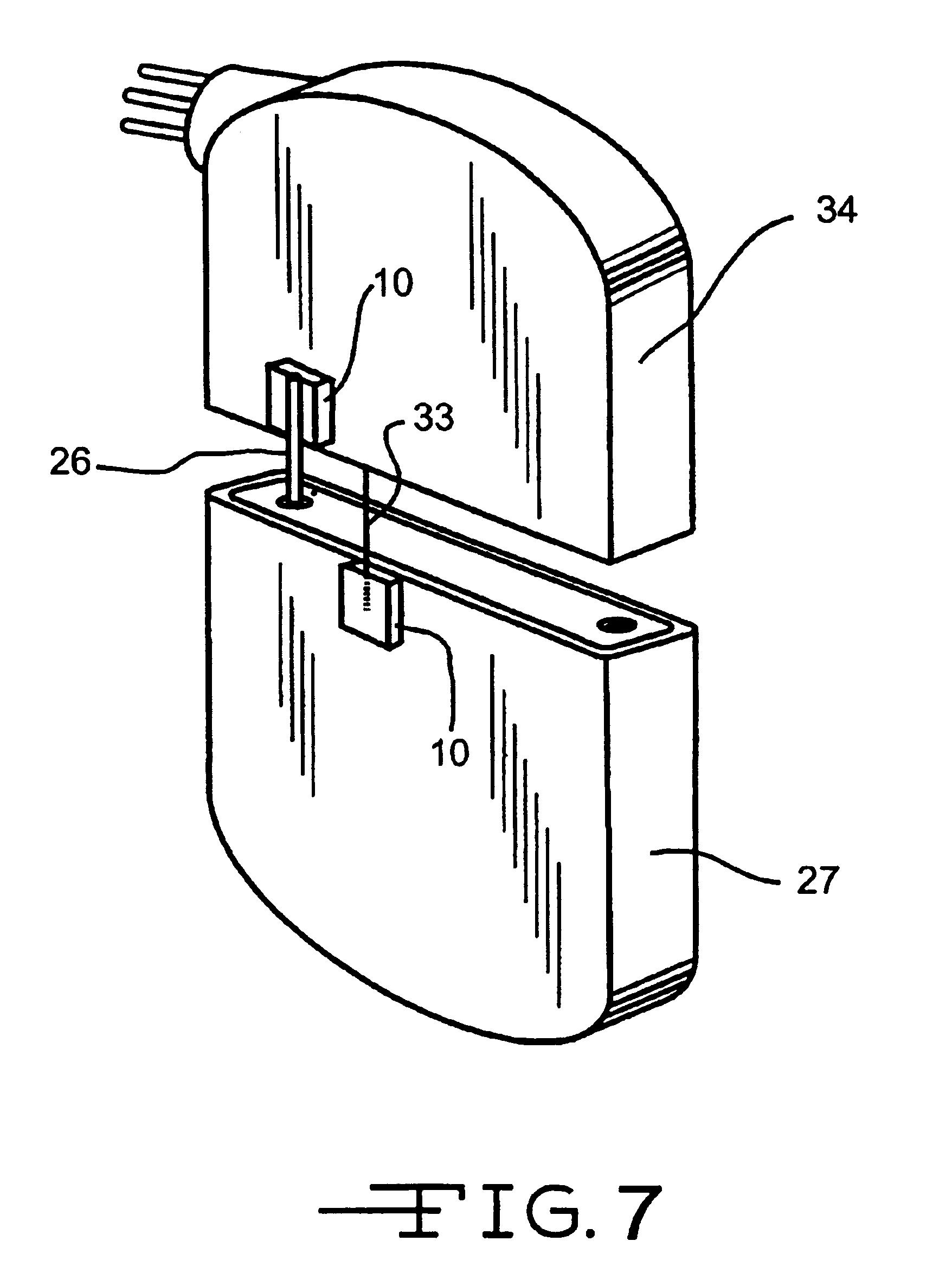 patent us6857915