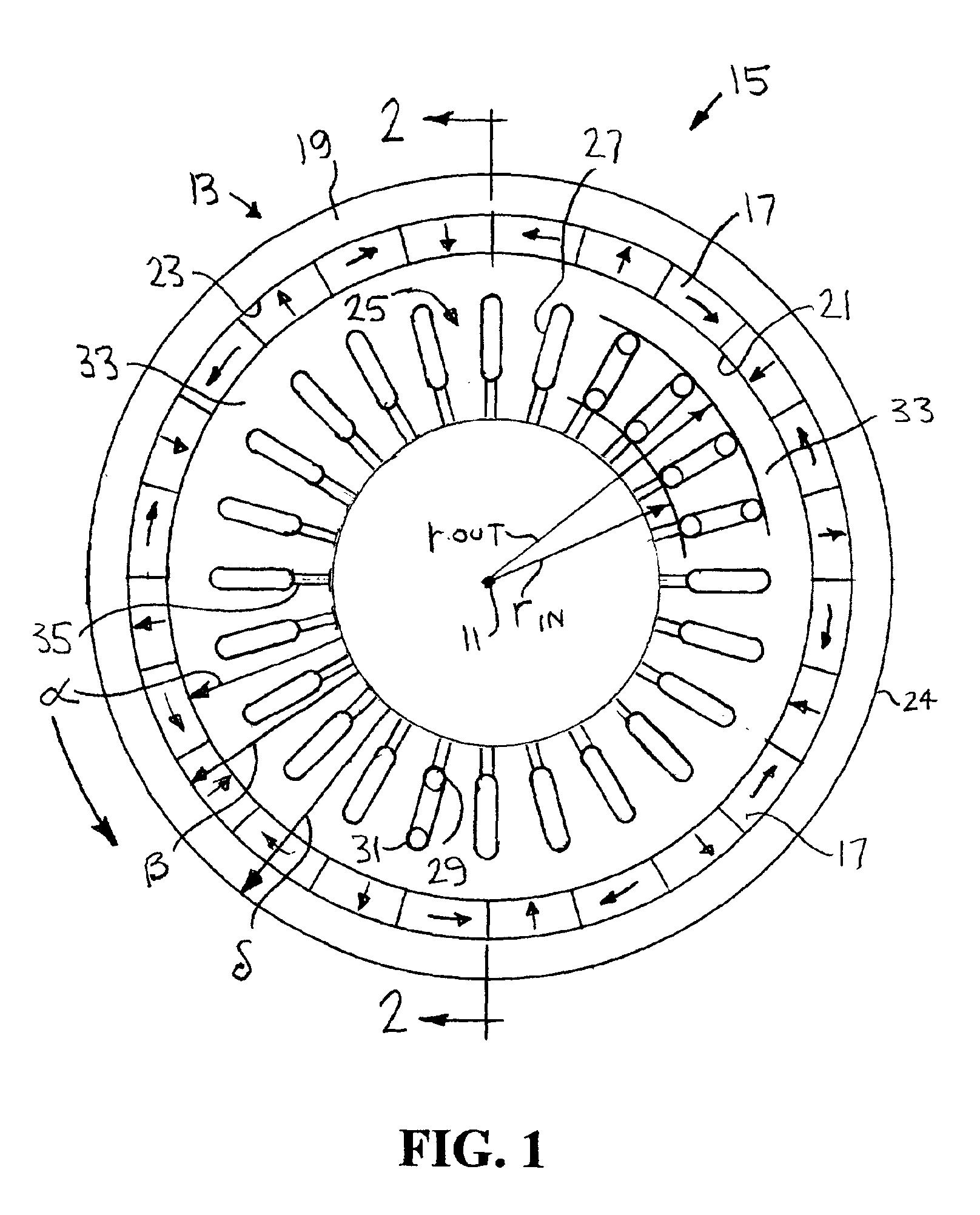 Patent us6858962 halbach array generator motor having an for Halbach array motor generator