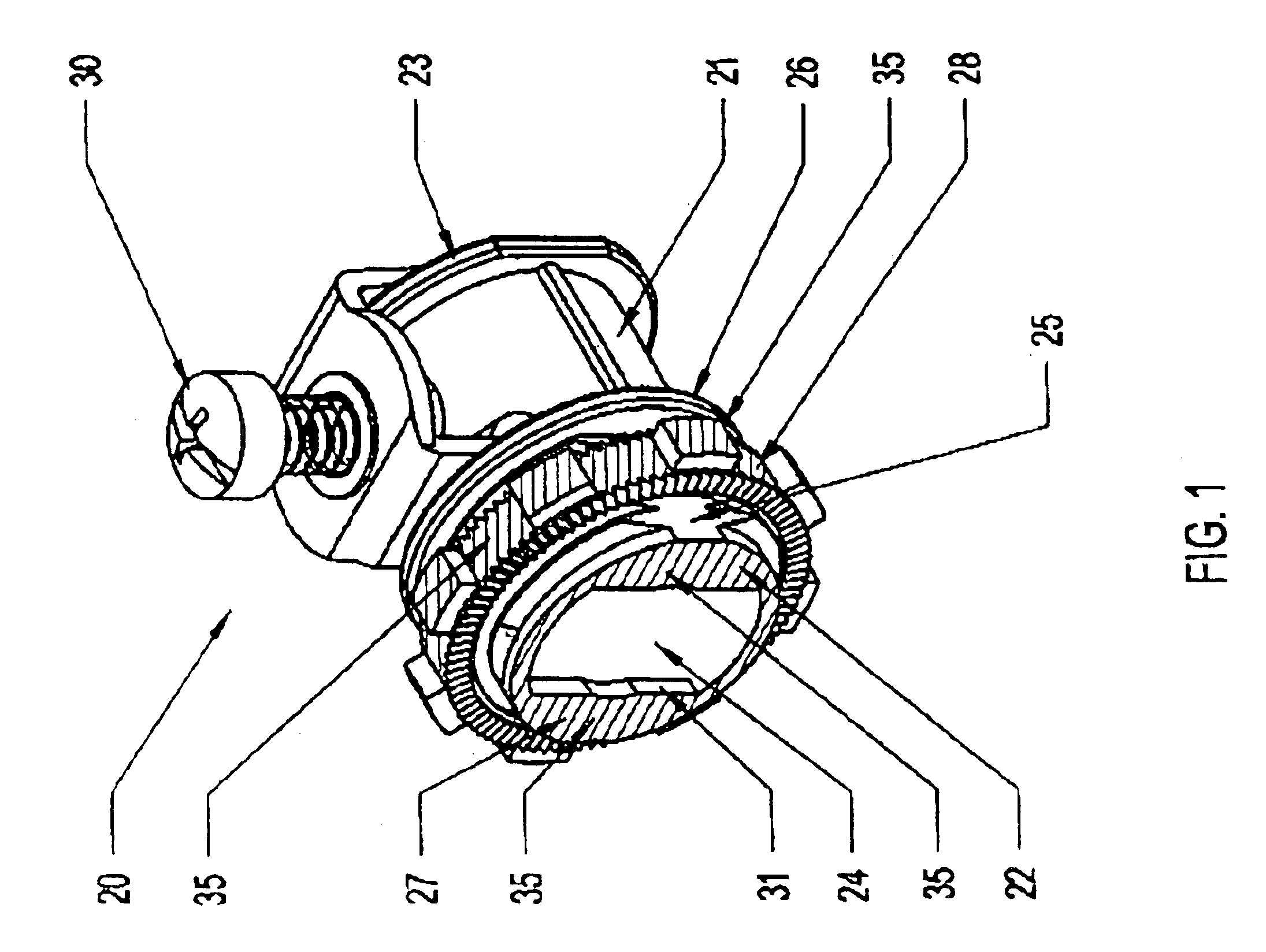 patent us6861585  conduit
