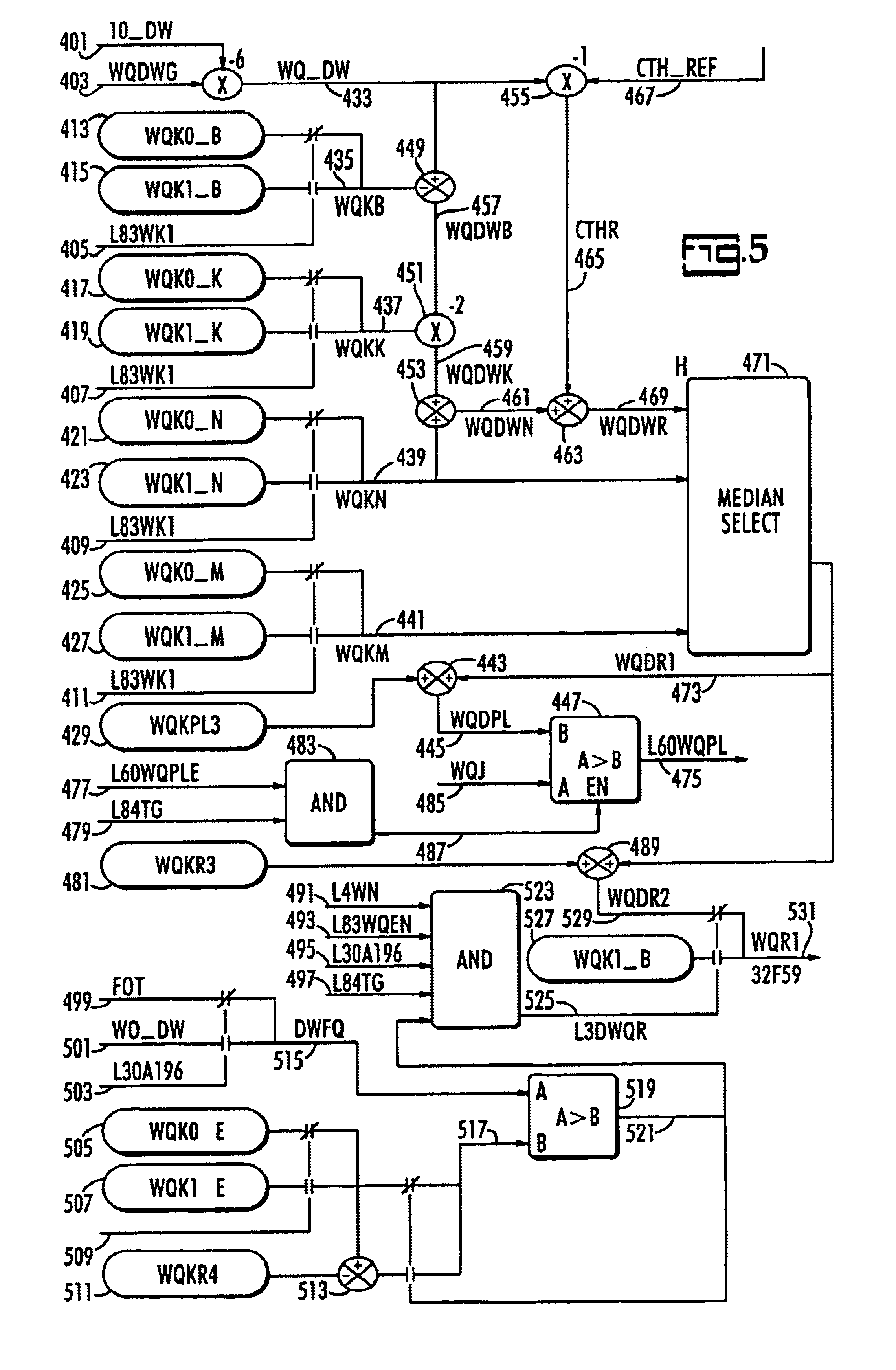 Patent US Software system for verification of gas fuel