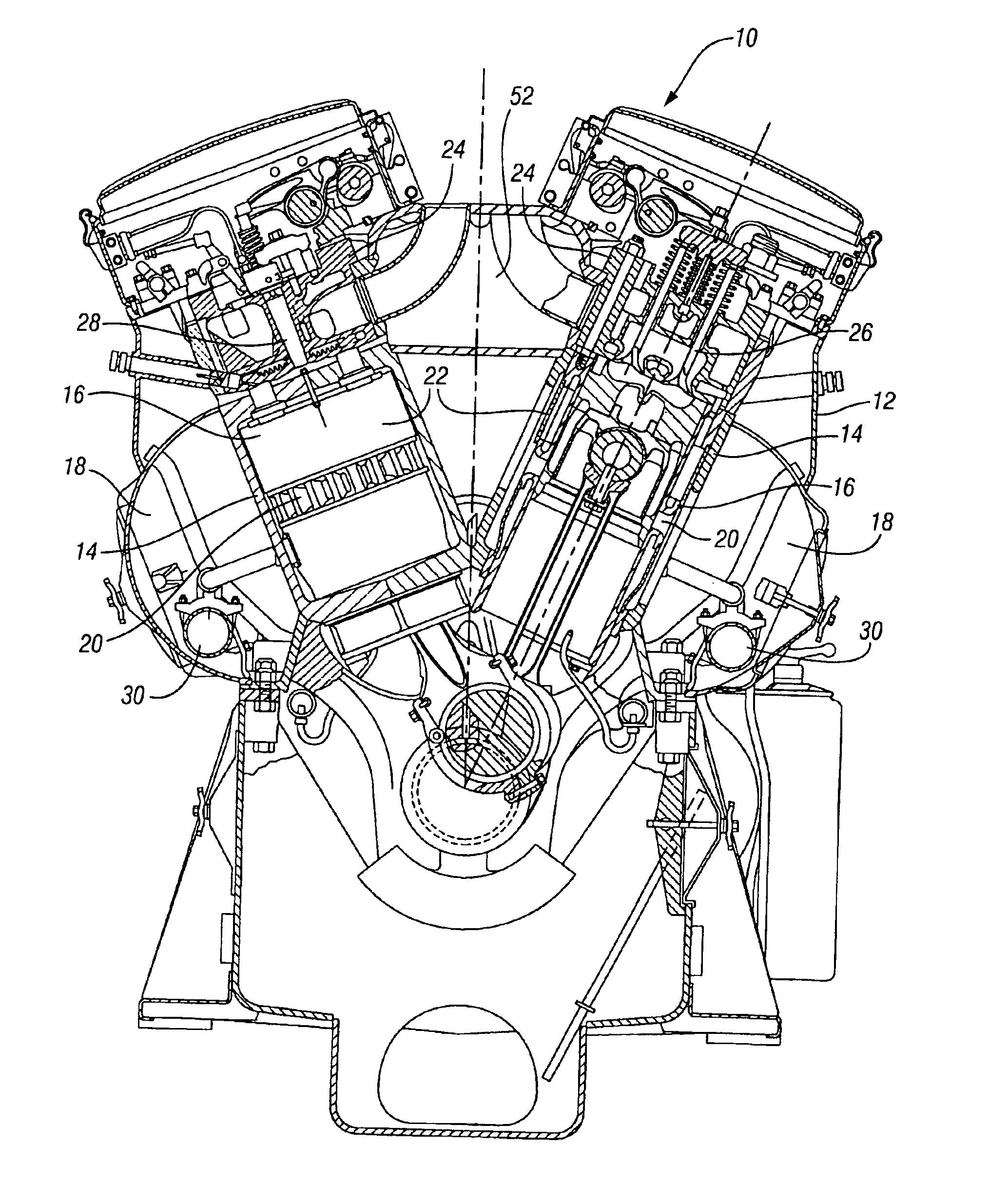 brevet us6866028 emission reduction kit for emd diesel engines  patent drawing