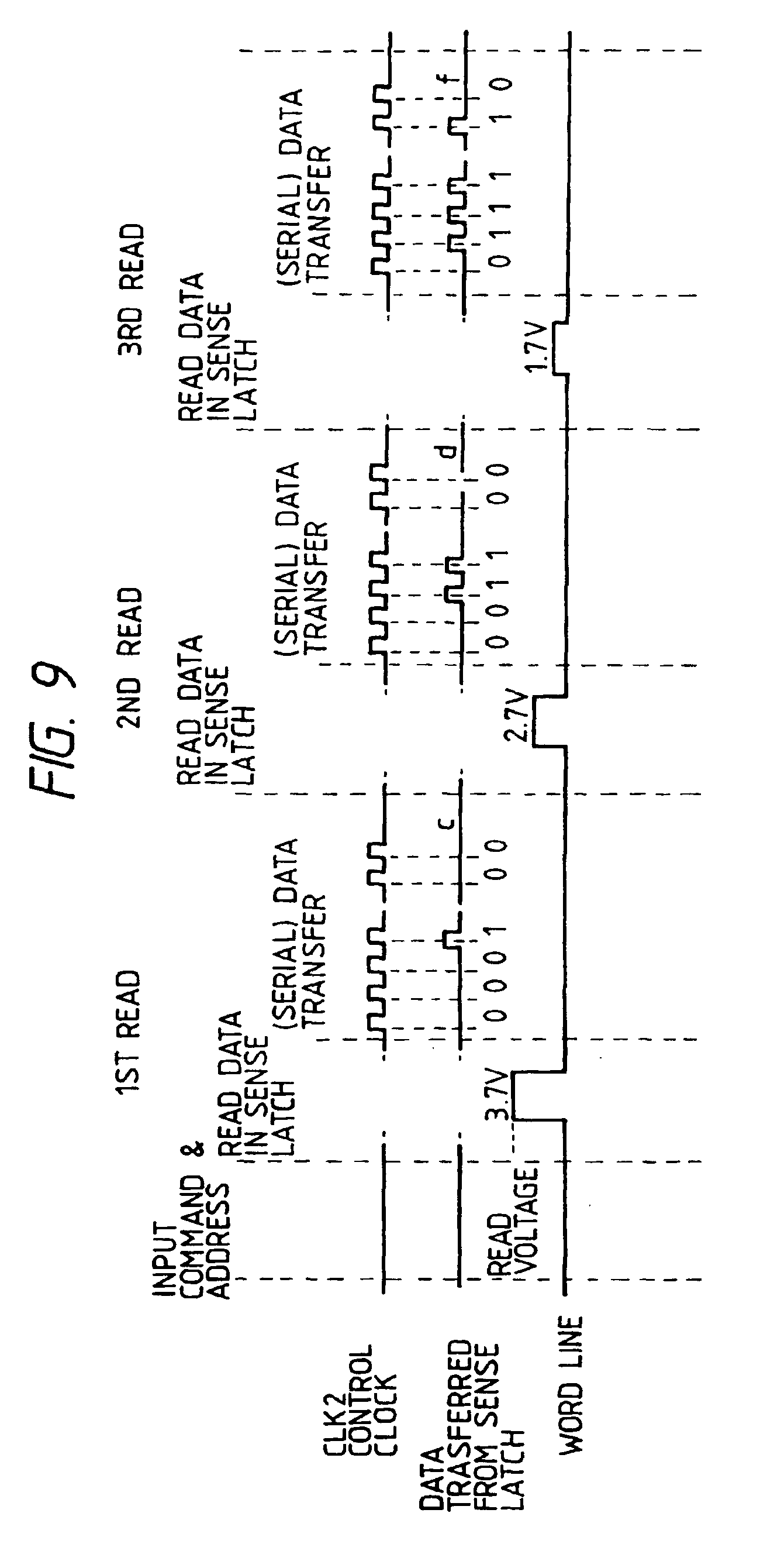 Patent Us6868006 Clock Synchronized Non Volatile Memory Device S15 Toshiba Inverter Wiring Diagrams Drawing