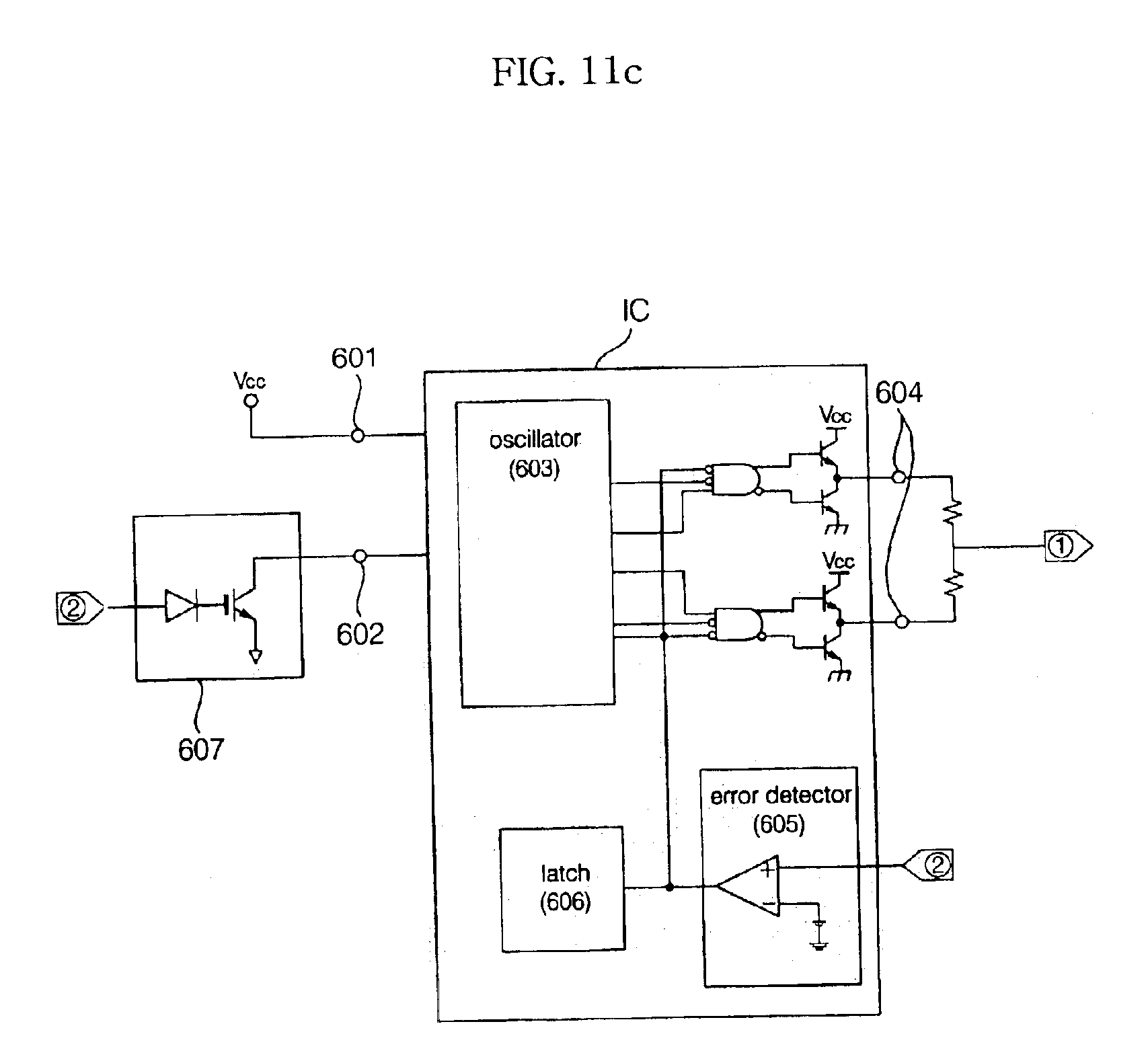 US06870144 20050322 D00011 patent us6870144 inverter circuit of induction heating rice electrical wiring diagram of rice cooker at eliteediting.co
