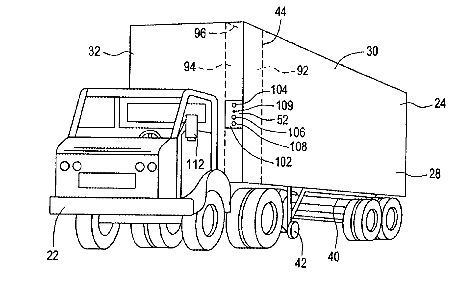 Snap Semi Trailer Diagram Free Engine Image For User Manual Light Truck Lighting Download