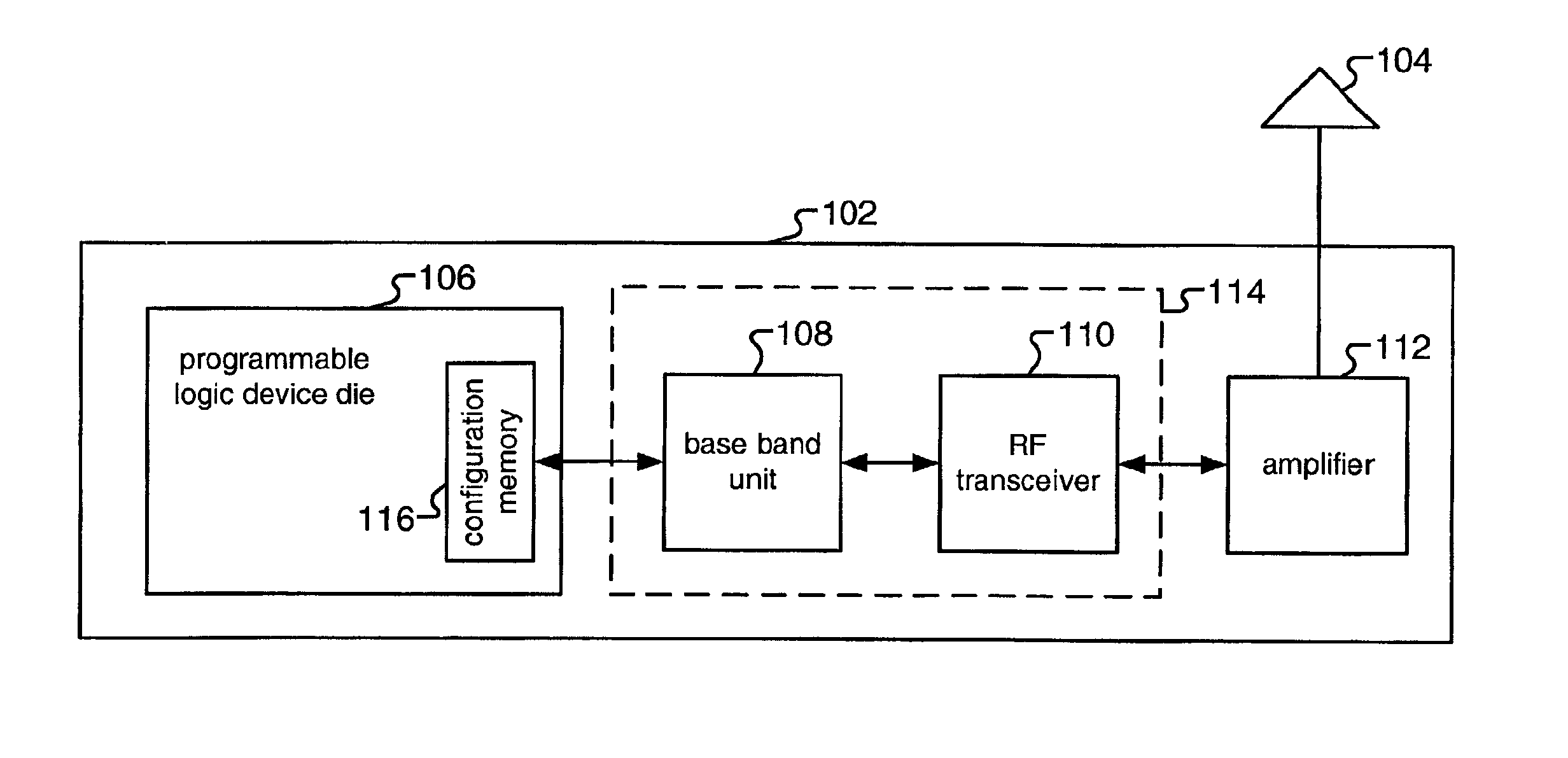 patent us6873842