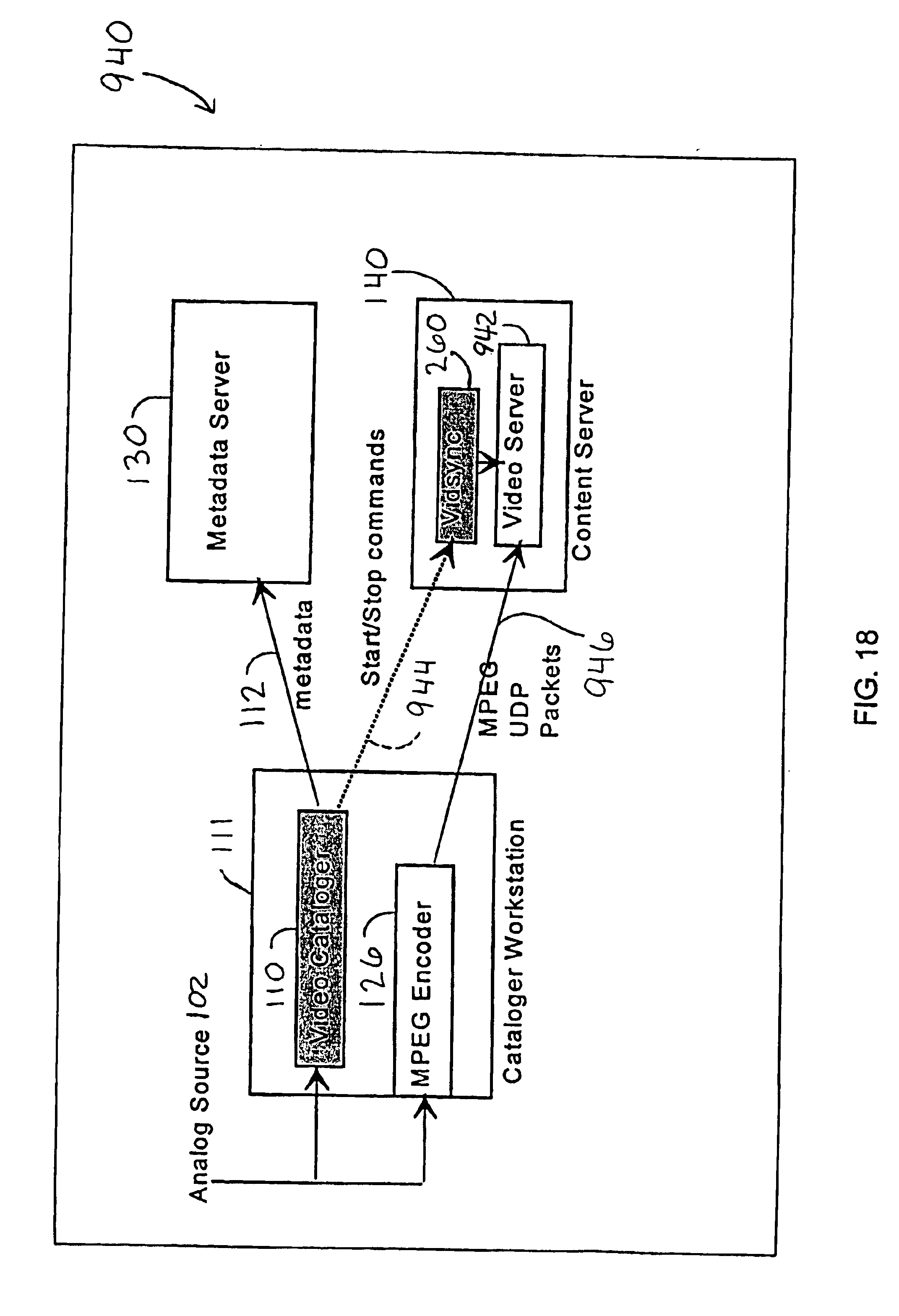 Patent us6877134 integrated data and real time metadata capture patent drawing nvjuhfo Gallery