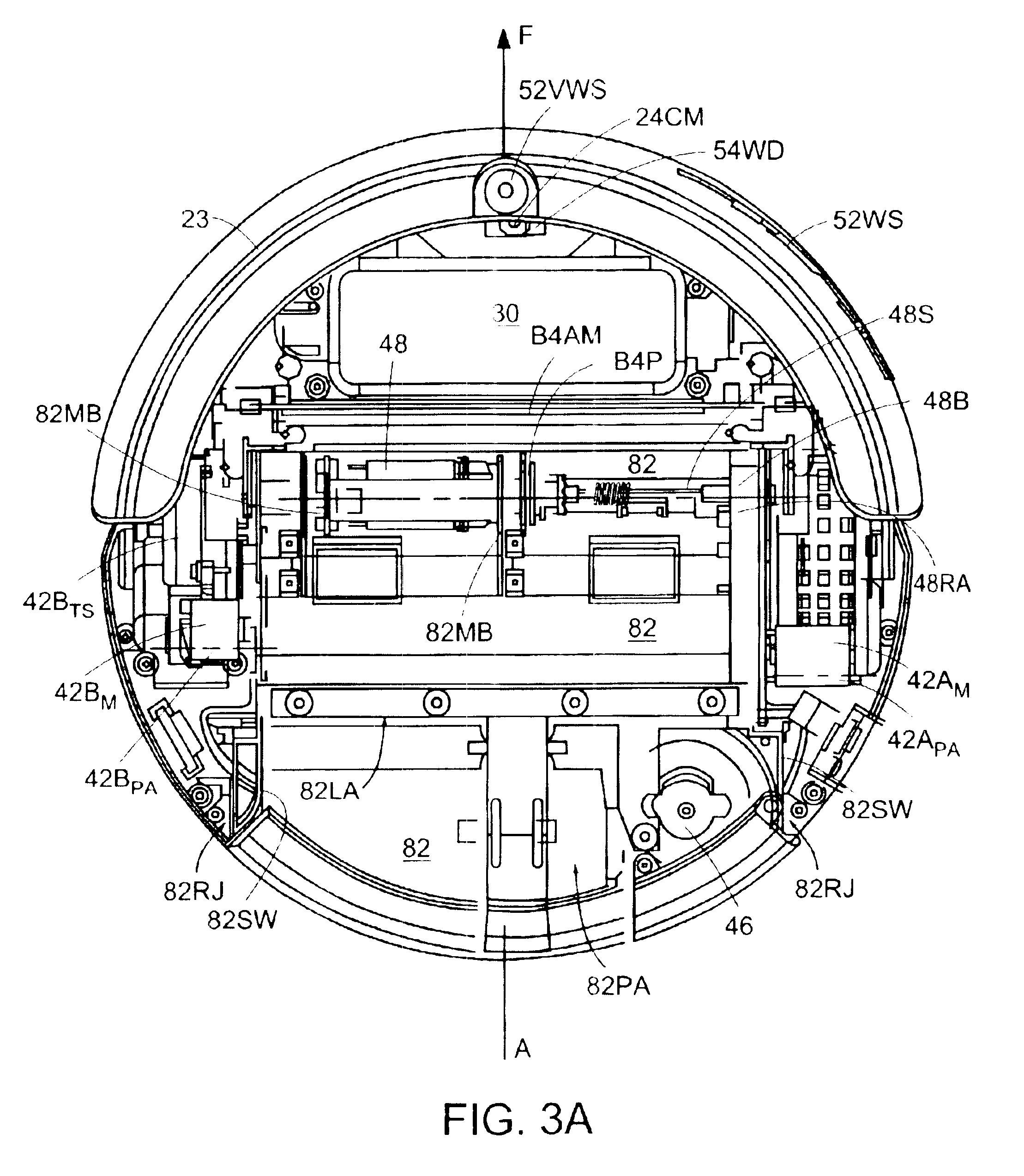 Patent US6883201 Autonomous floorcleaning robot Google Patents – Royal Vacuum Cleaner Wiring Diagram
