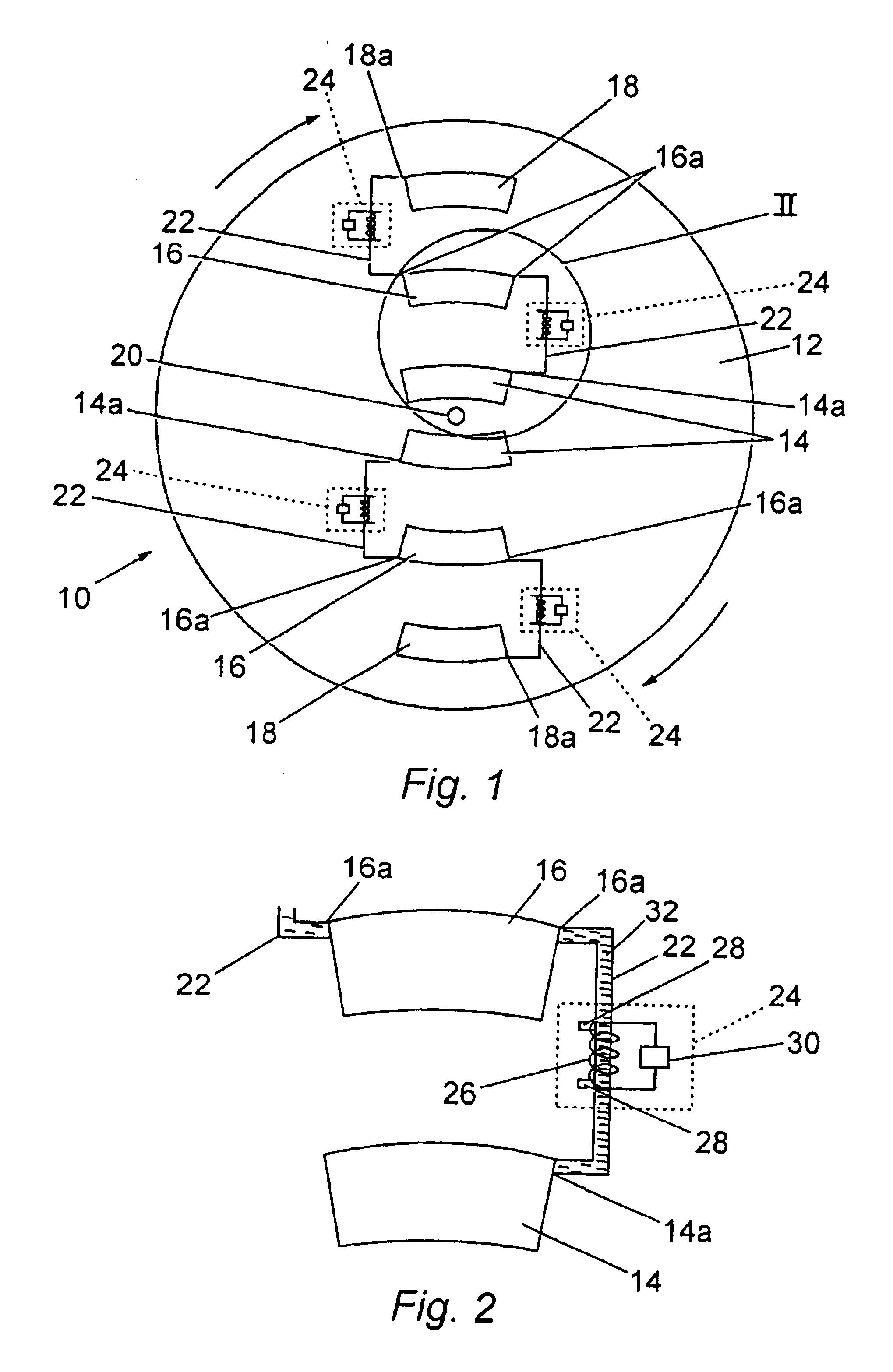Patent Us6883399 Variable Inertia Flywheel Google Patents 2000 Bmw Z3 Fuse Box Diagram Drawing