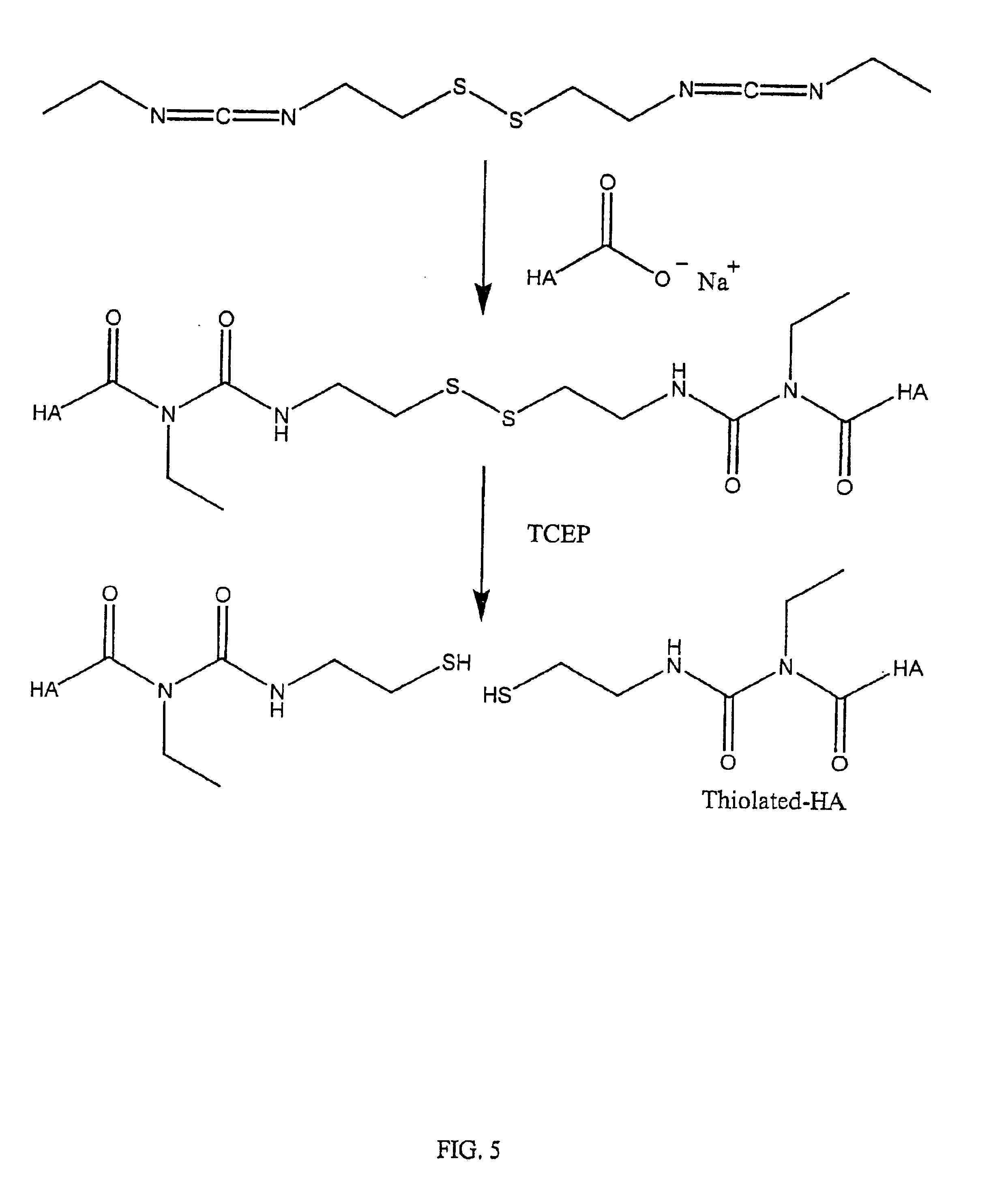 Sulfhydryl Group Examples Patent US688478...