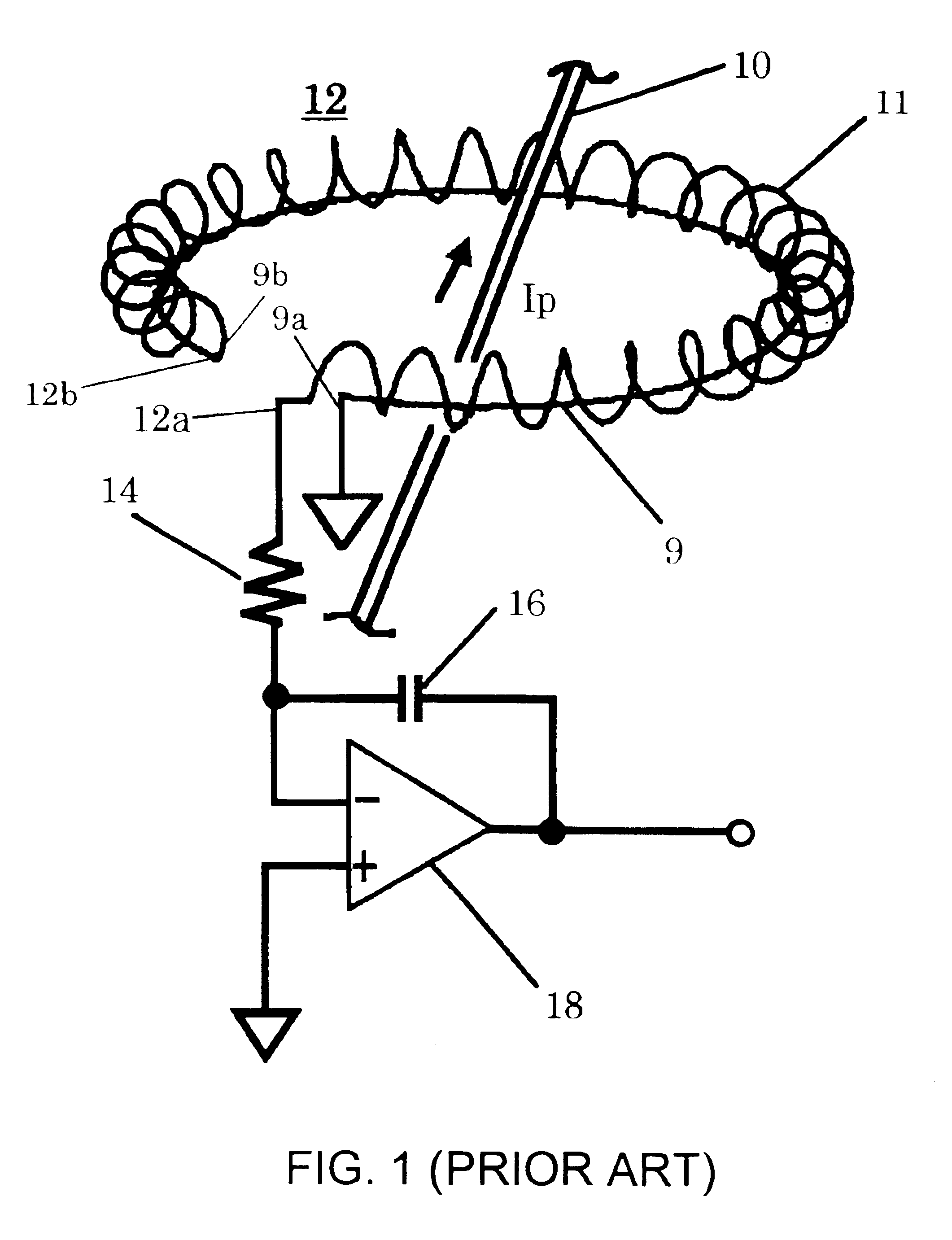 Current Probes In Line : Patent us current probe google patents