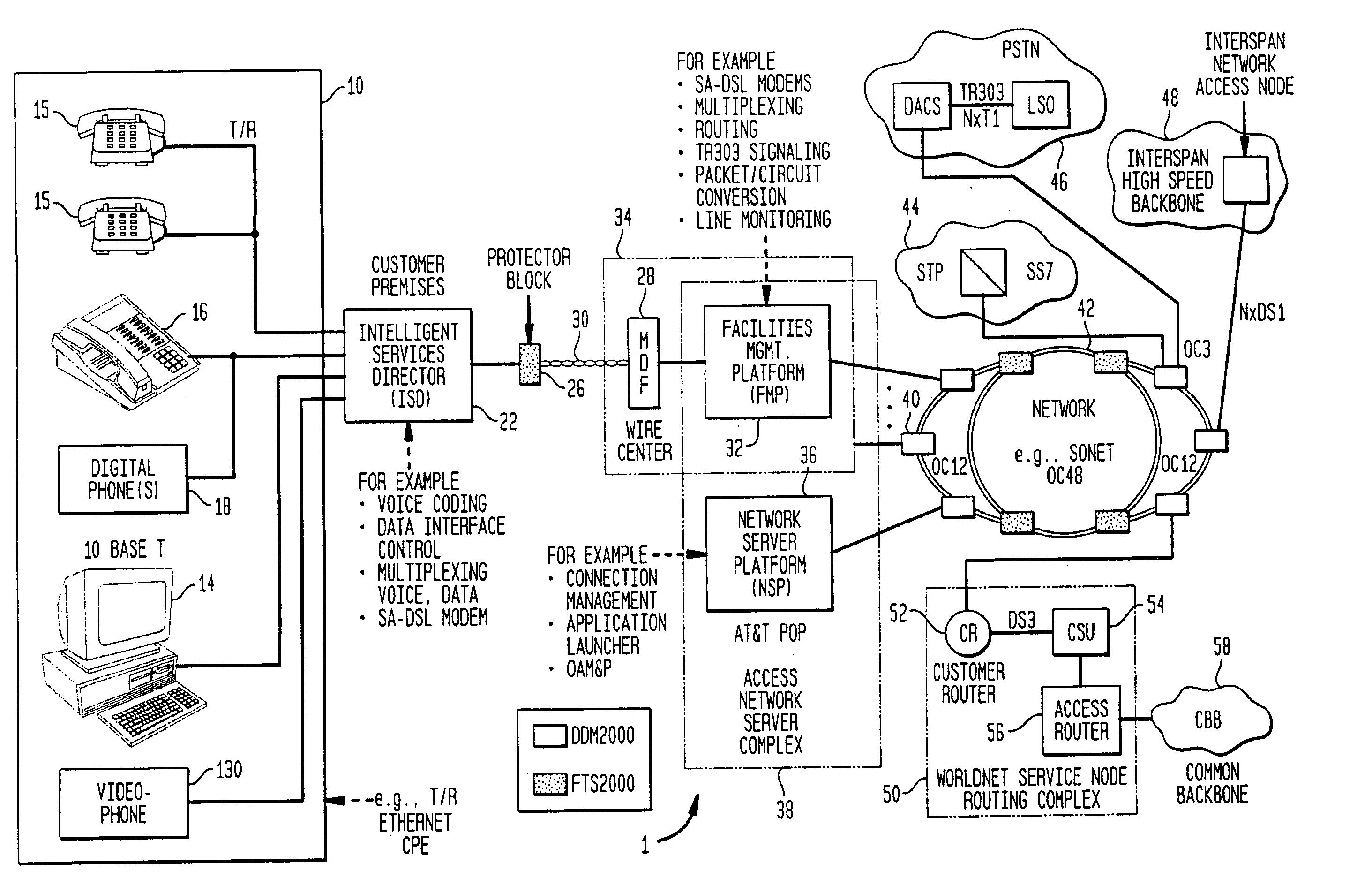 patent us6885662