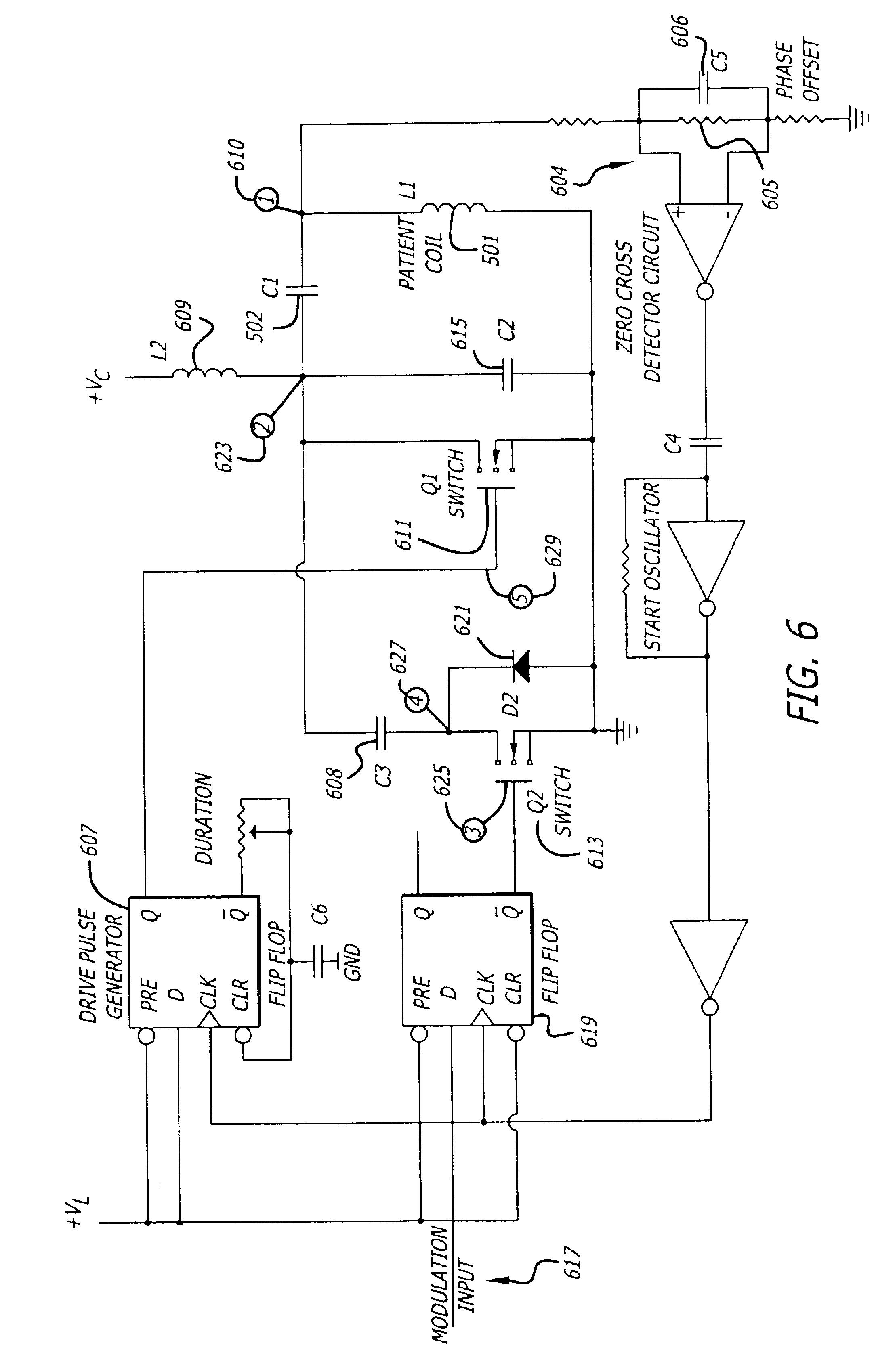 patent us6889087