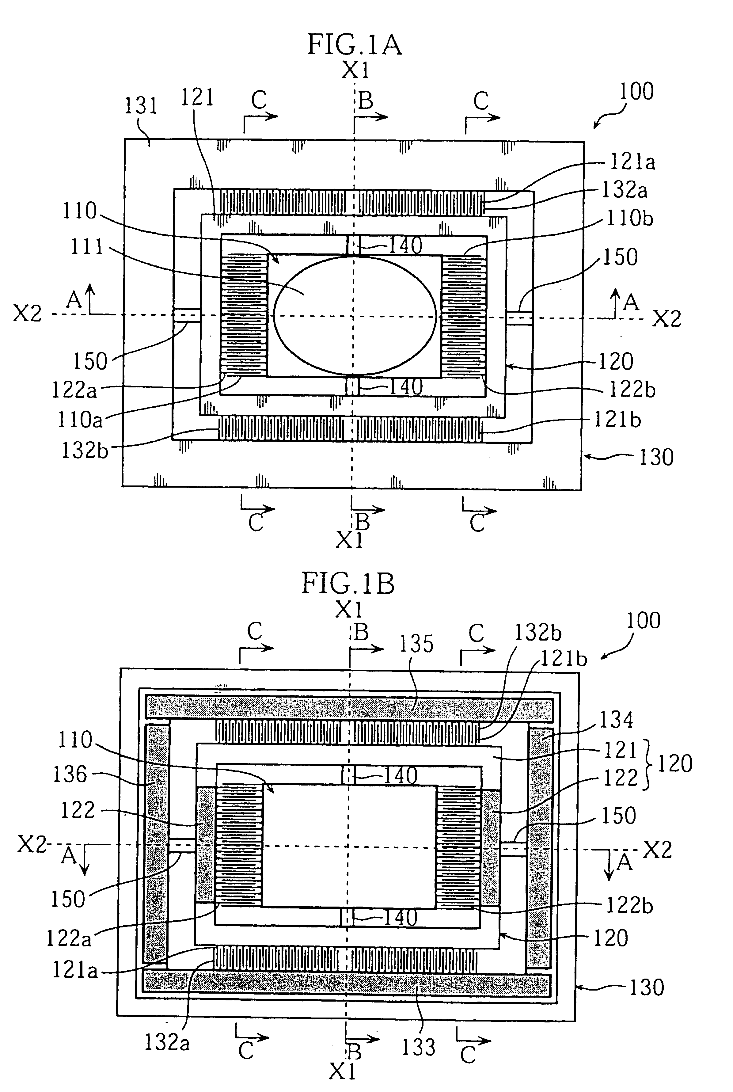 micromirror unit fabrication method and micromirror unit made by