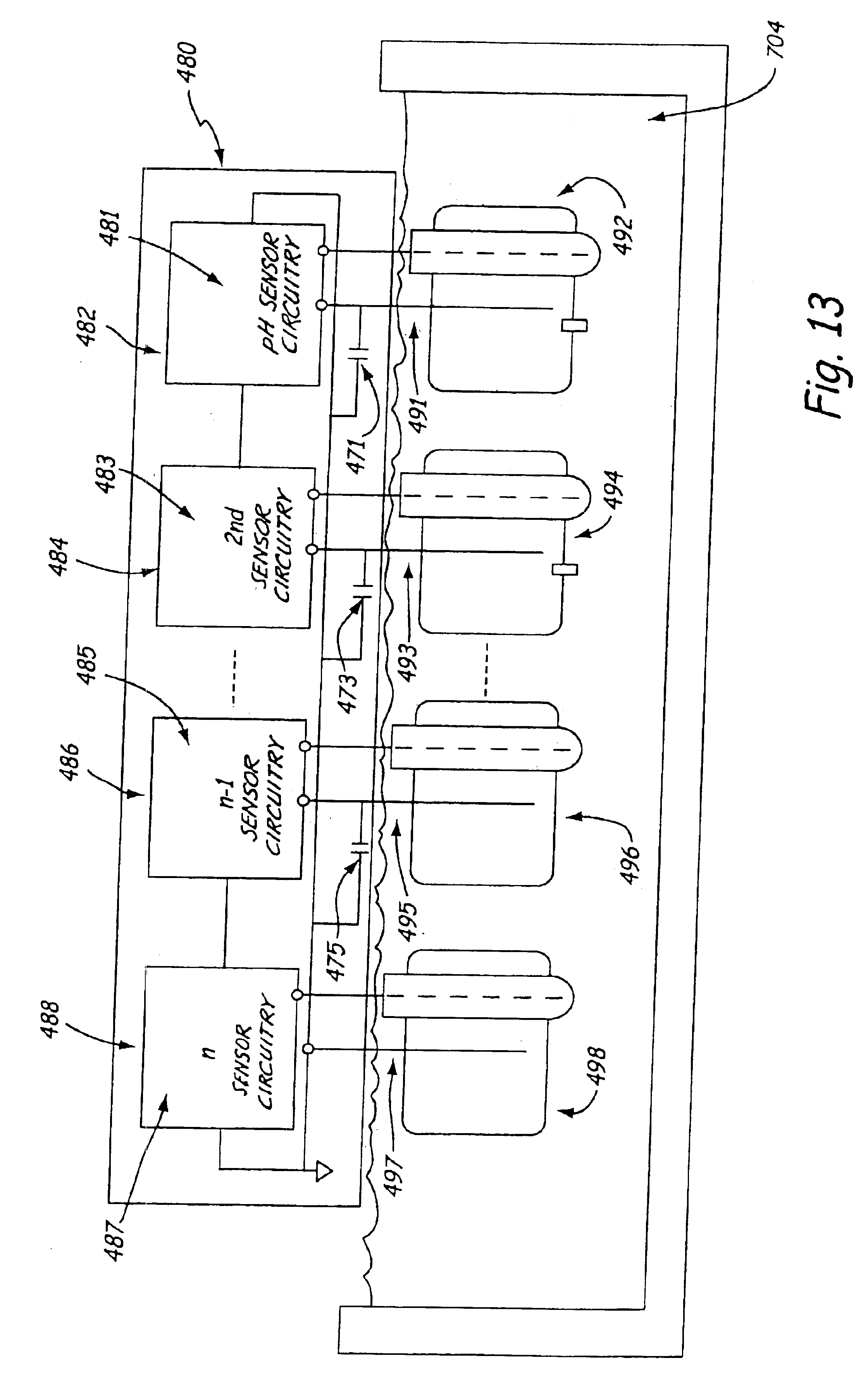patent us6894502 ph sensor with internal solution ground