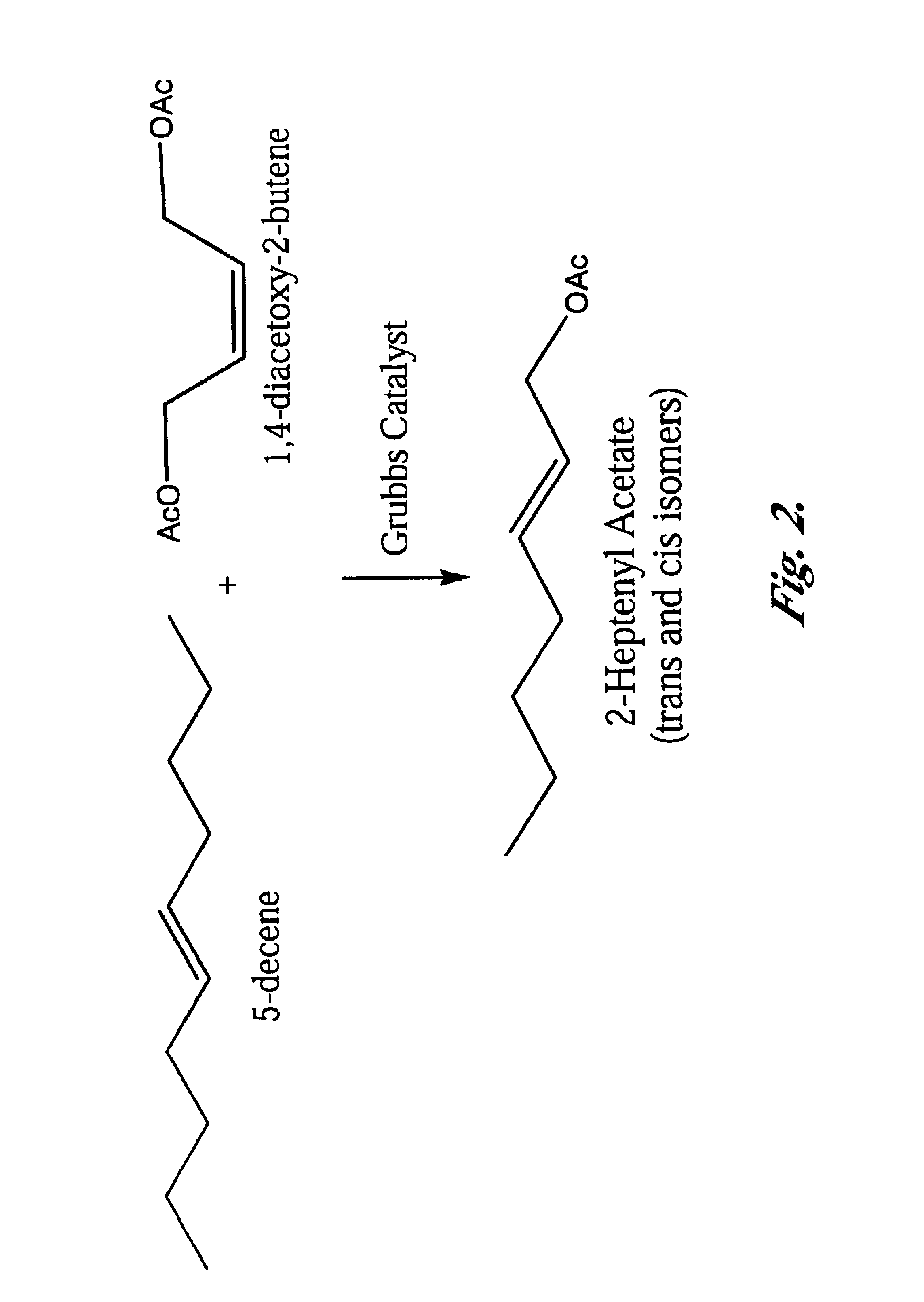 olefin metathesis reaction mechanism