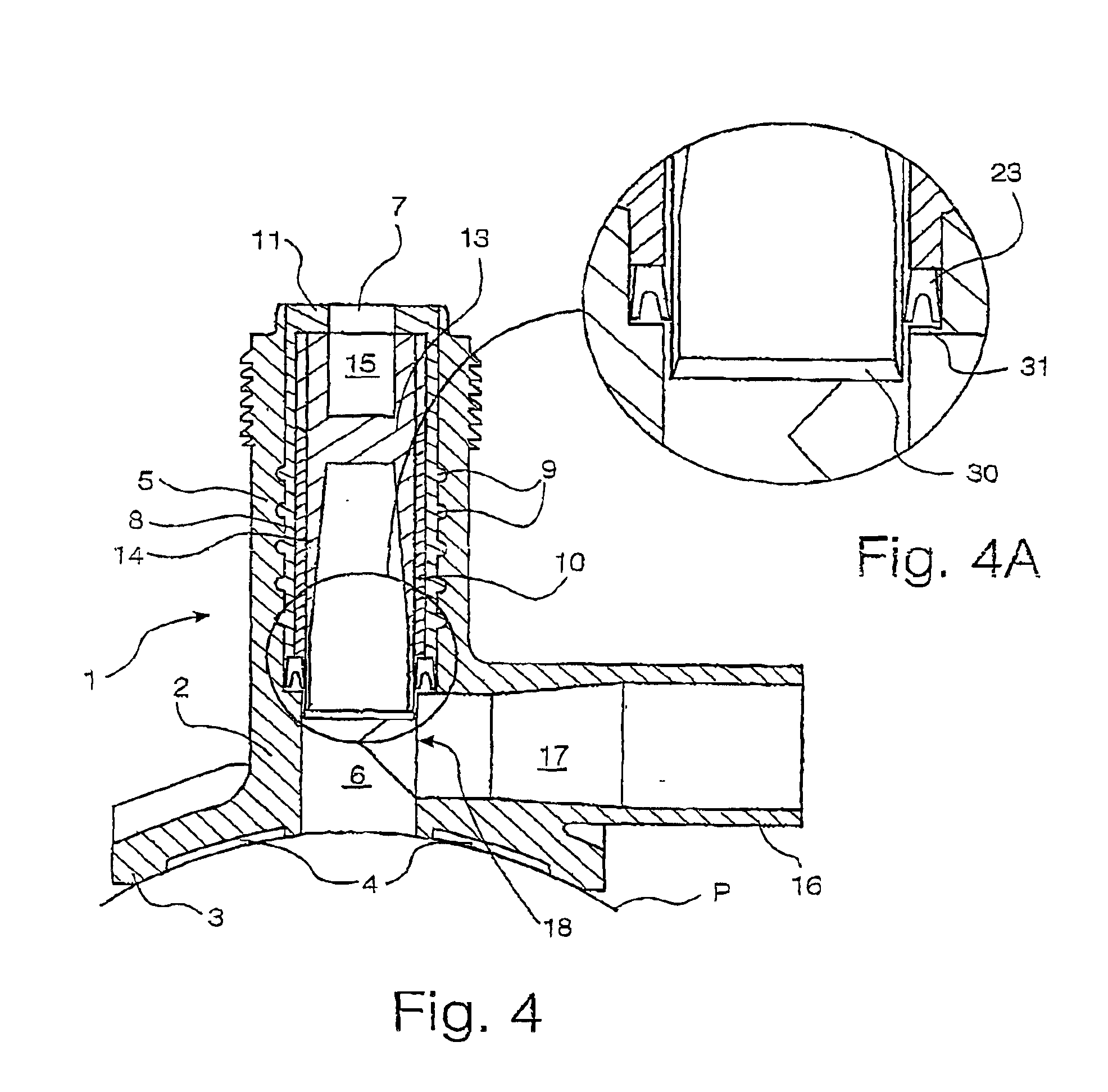 patent us6907896 tapping fitting google patents on 4 wire wirsbo valve wiring diagrams