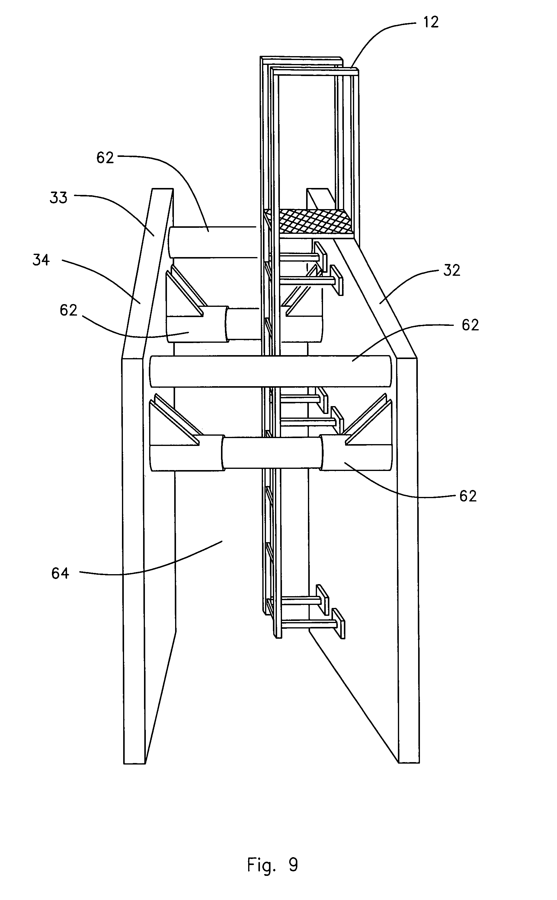 Patent Us6907957 Trench Shield Ladder Google Patents