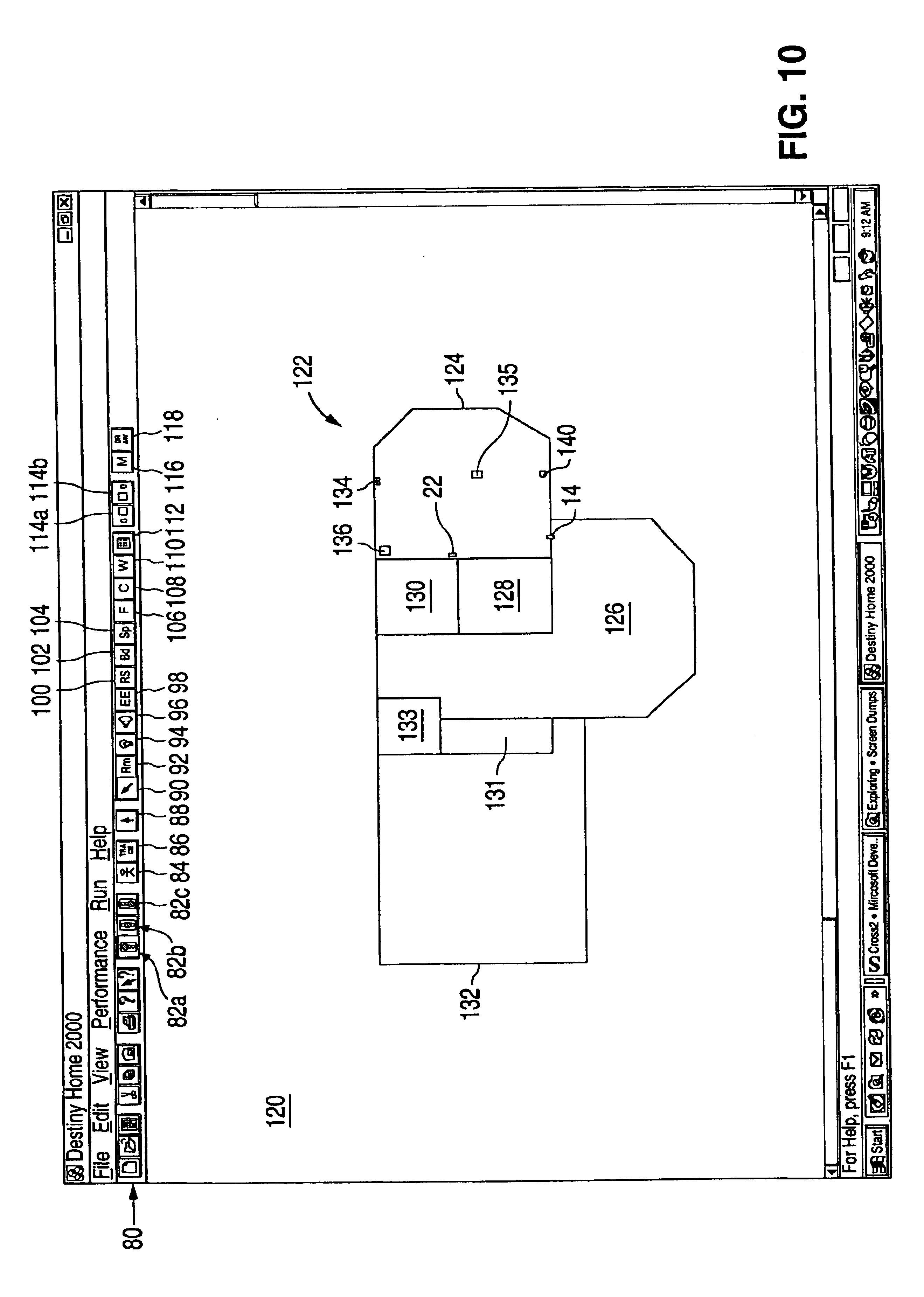Patent Us6909921 Occupancy Sensor And Method For Home Automation Drawing Force Diagrams Worksheet Answers Free Printable Math