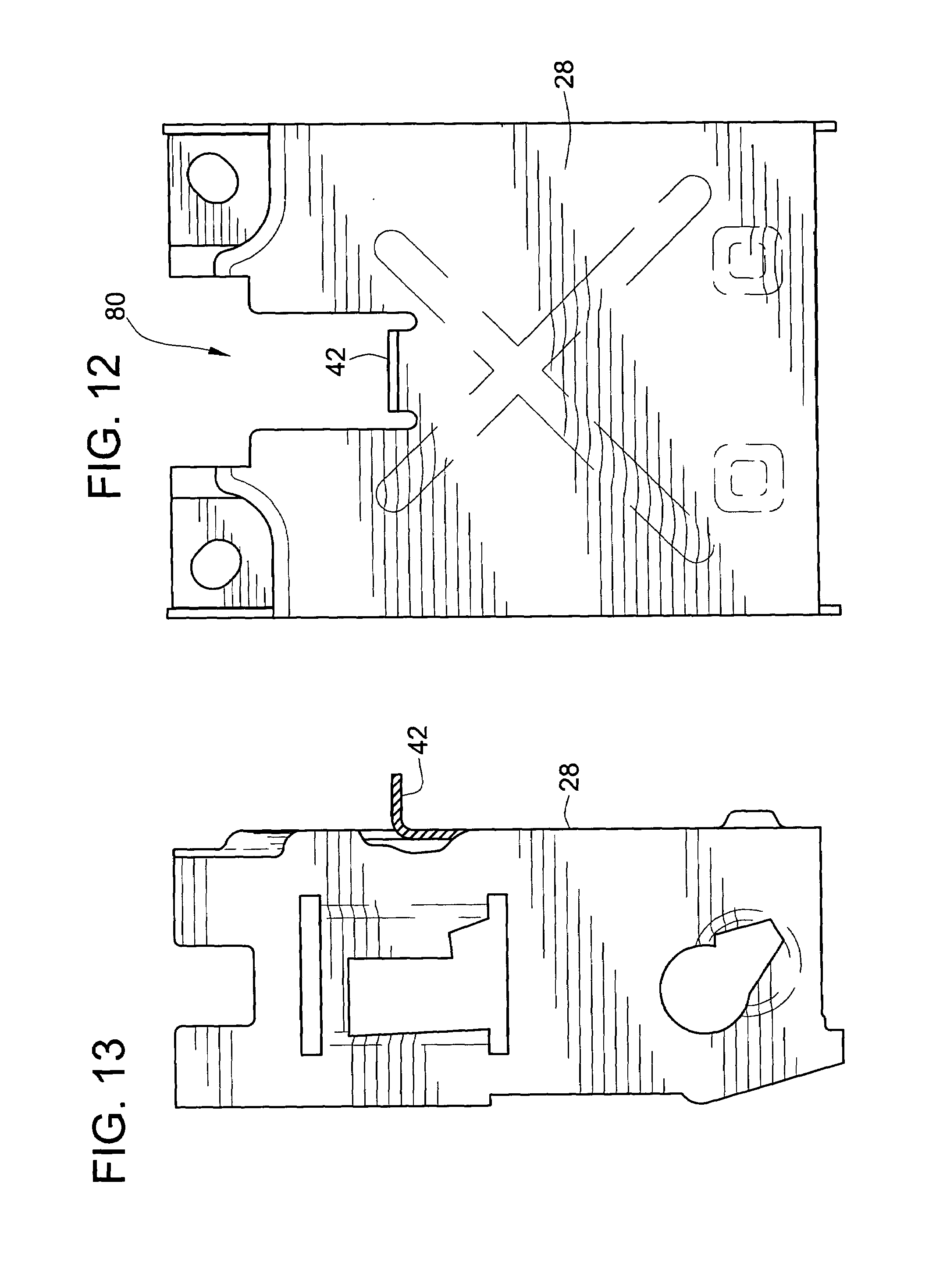 patent us6910342 - high temperature limit thermostat with manual lockout safety