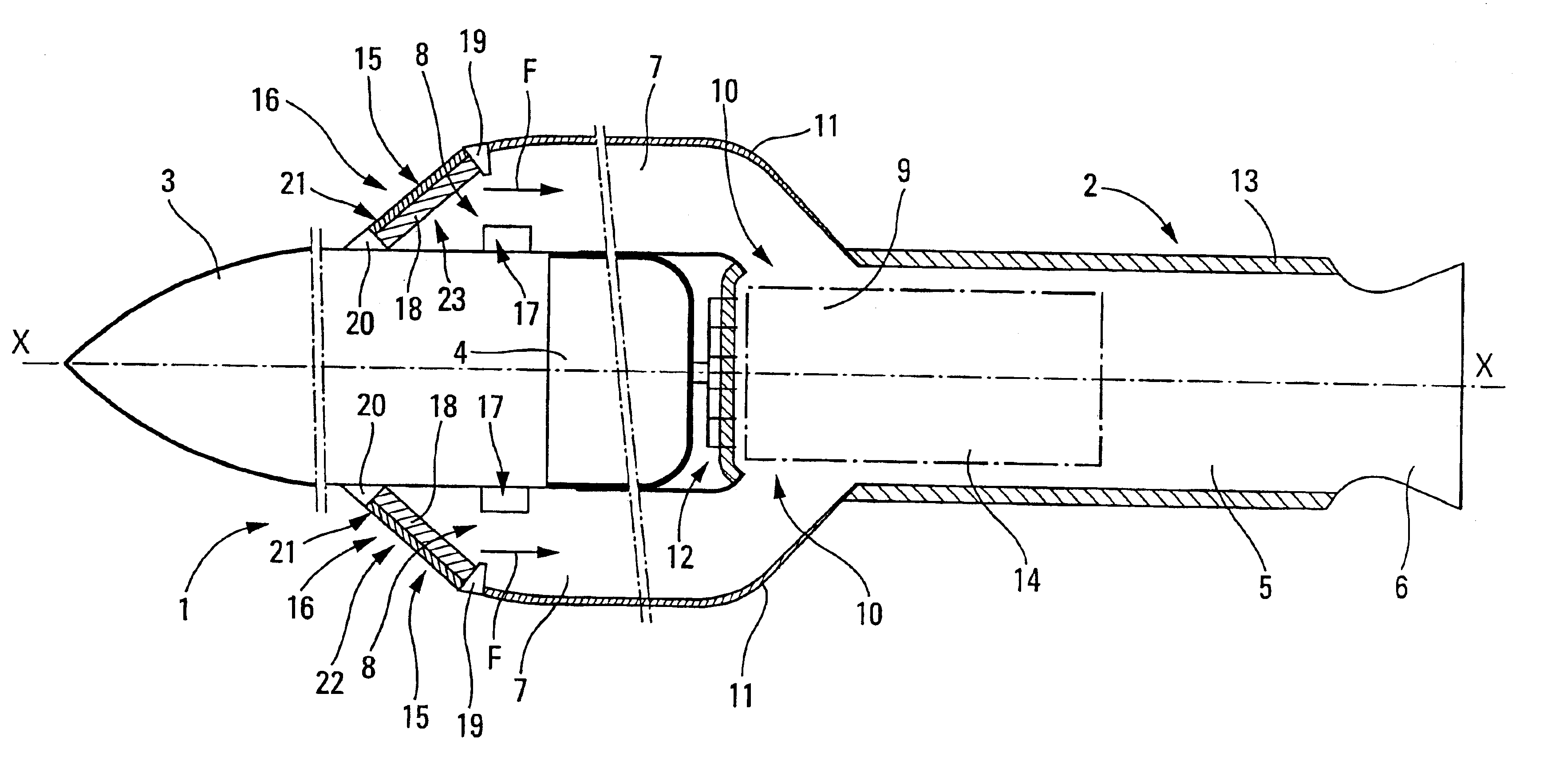 Patent us blanking plug system for off