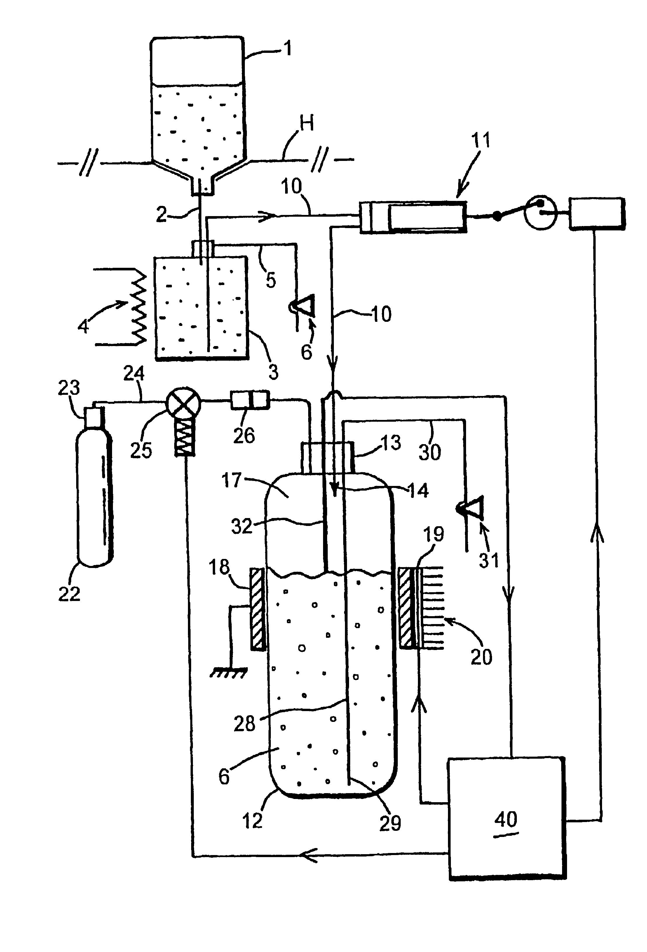 reservoir water level sensor