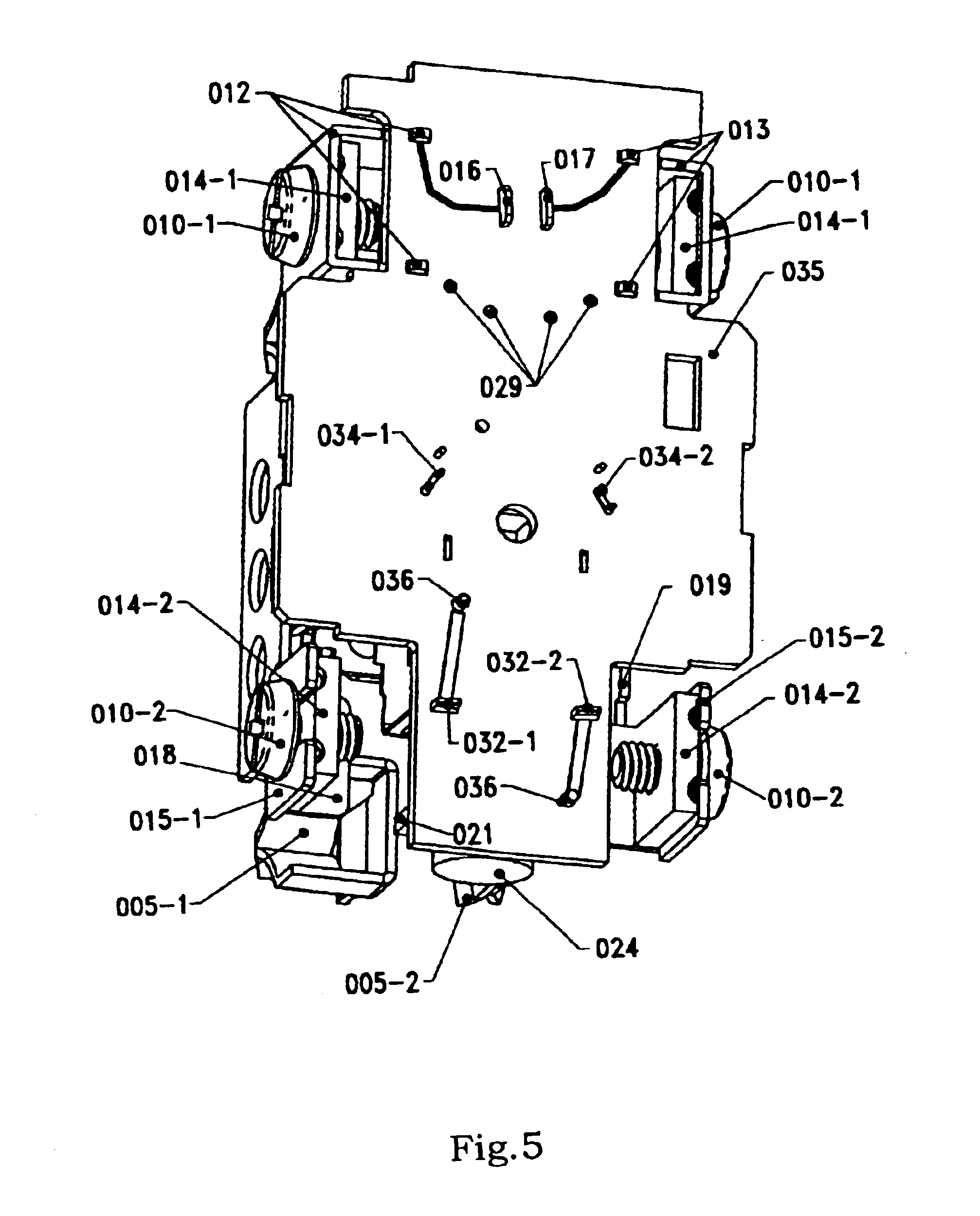 patent us6930574 - ground fault circuit interrupter against reverse connection error