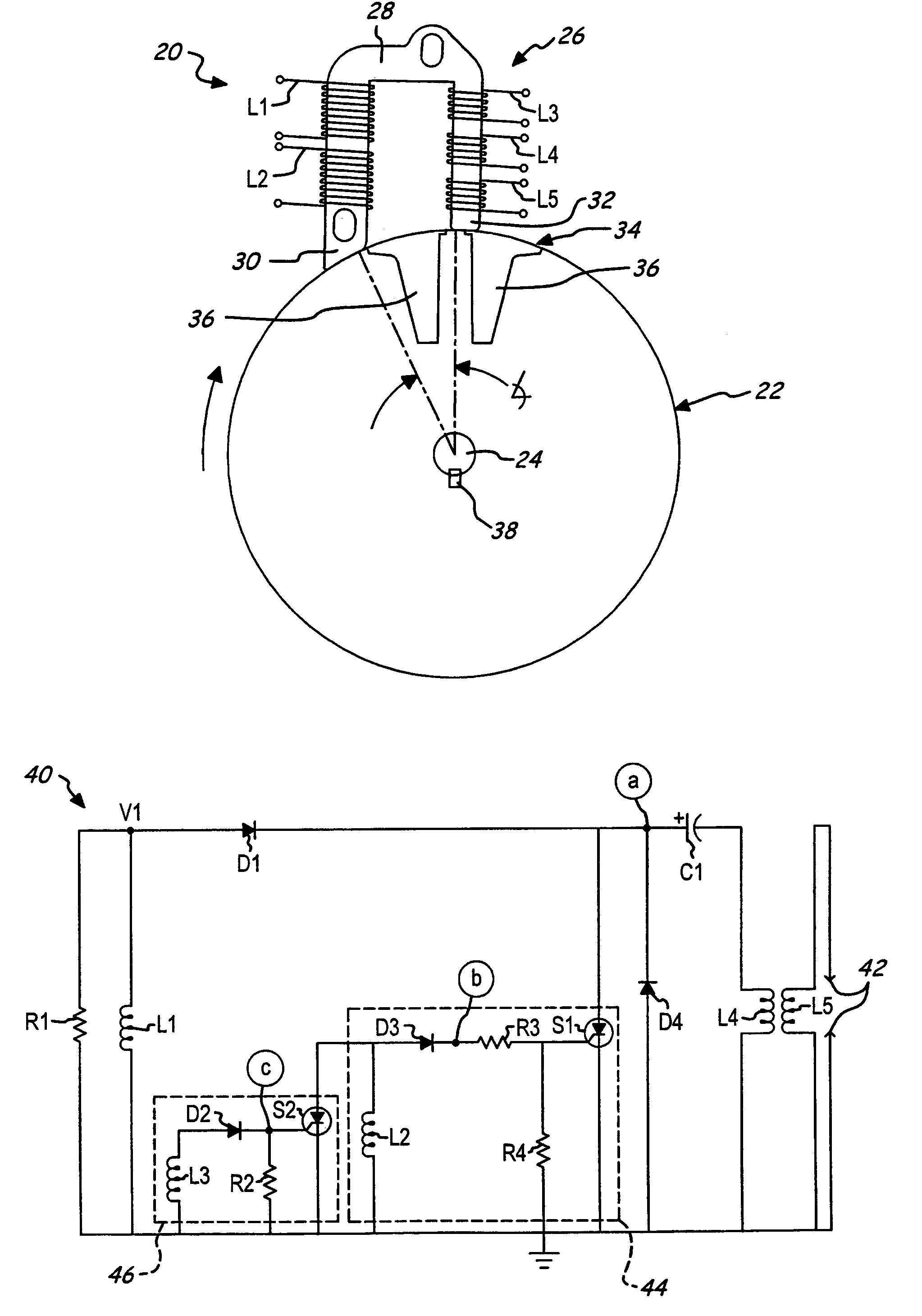 patent us6932064 - capacitor discharge ignition