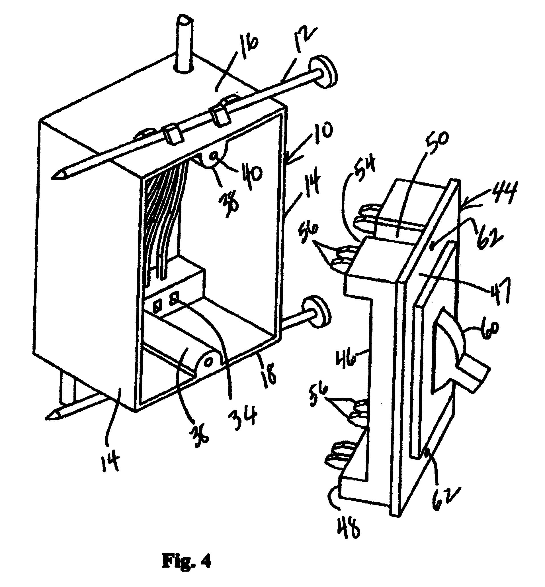 Patent US6939179 - Modular plug-in electrical wiring system - Google ...