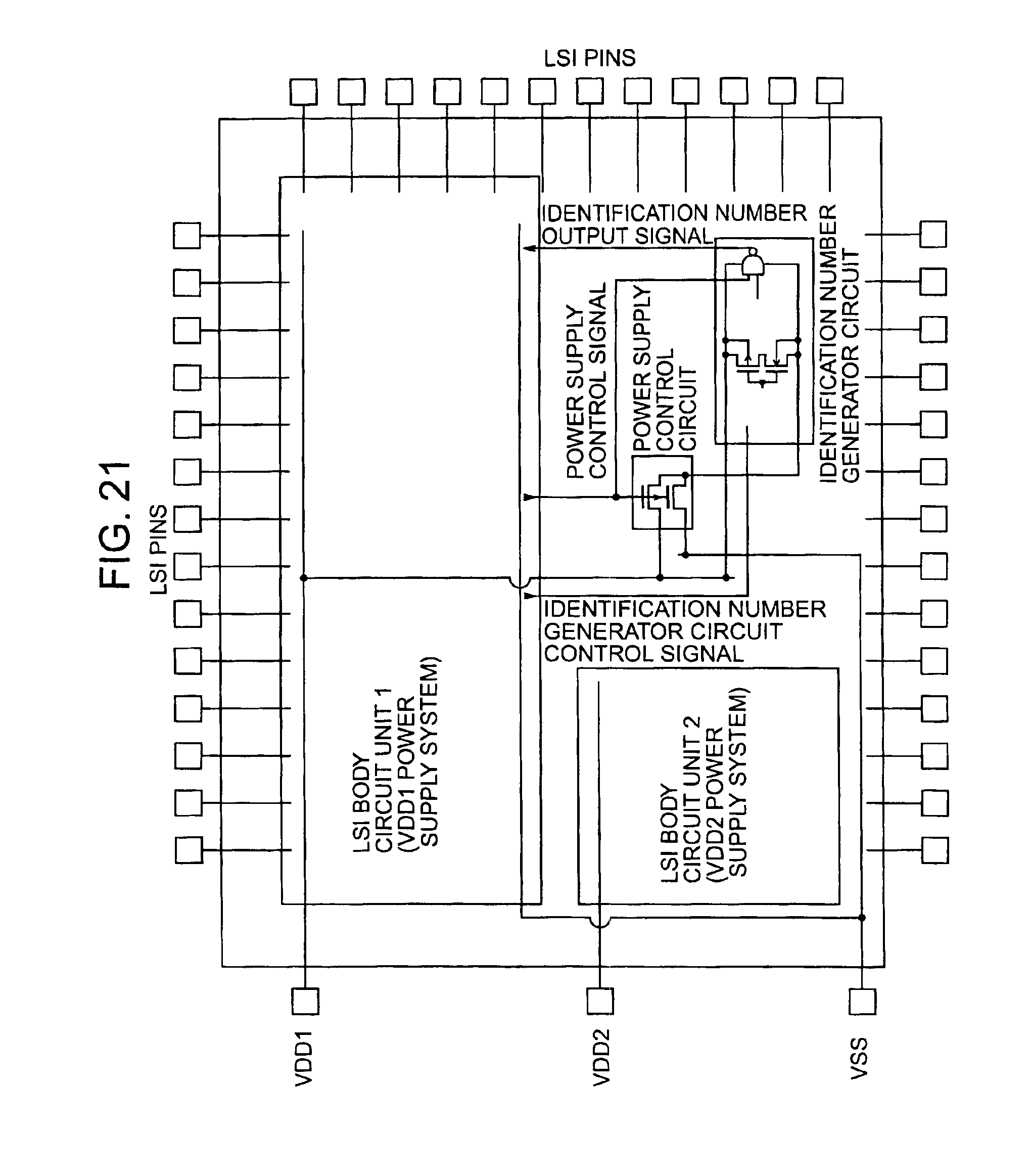 Patent Us6941536 Method For Identifying Semiconductor Integrated Nand Gate Circuit Diagram Powersupplycircuit Drawing