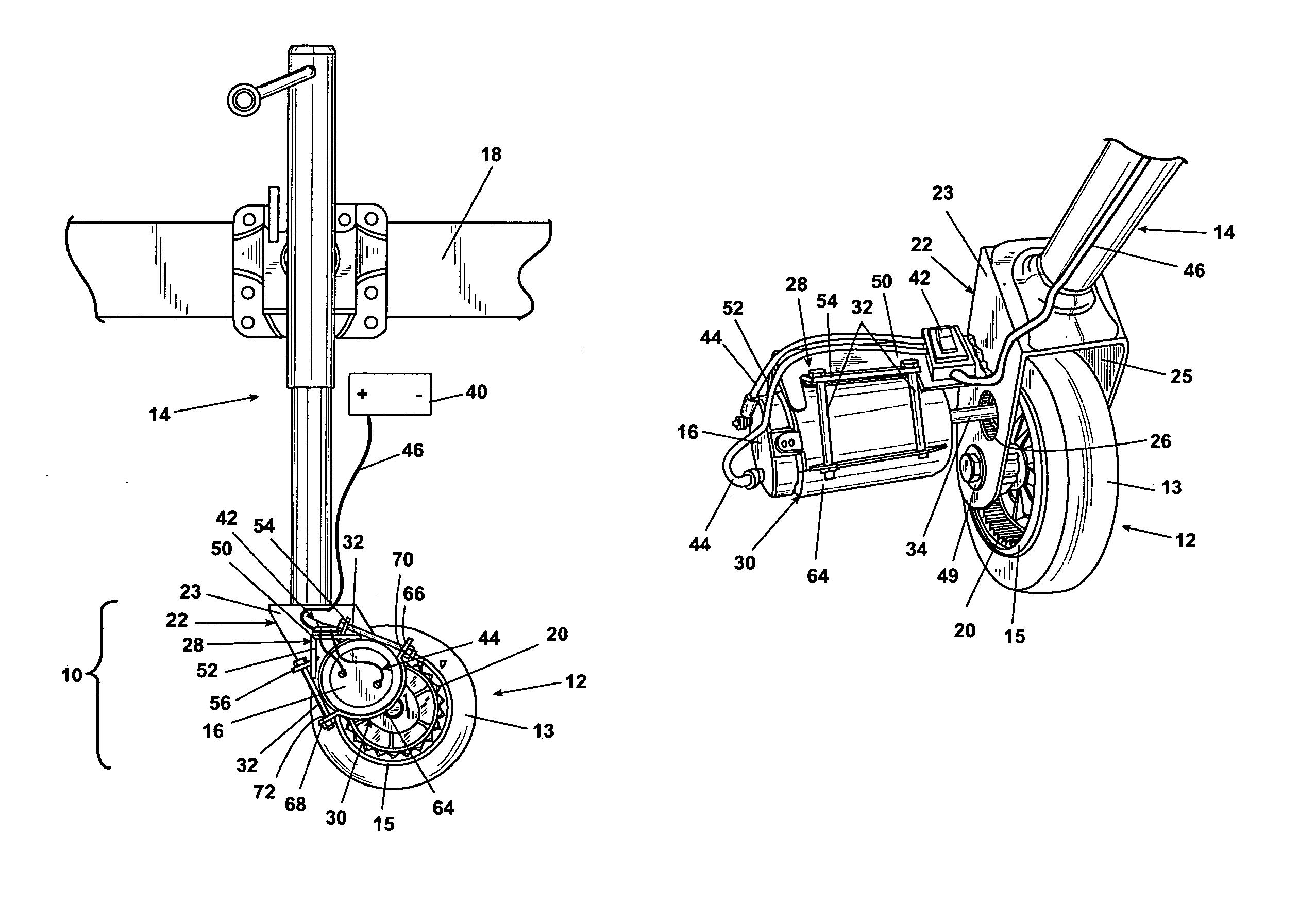 patent us6945343