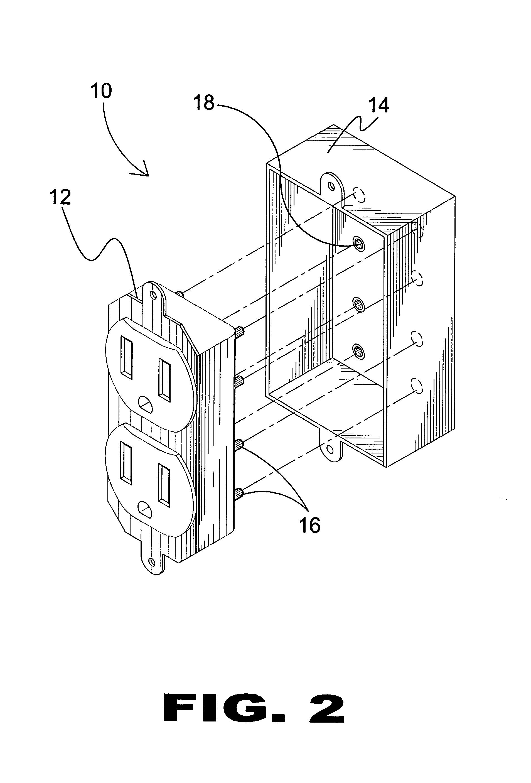 patent us6945815