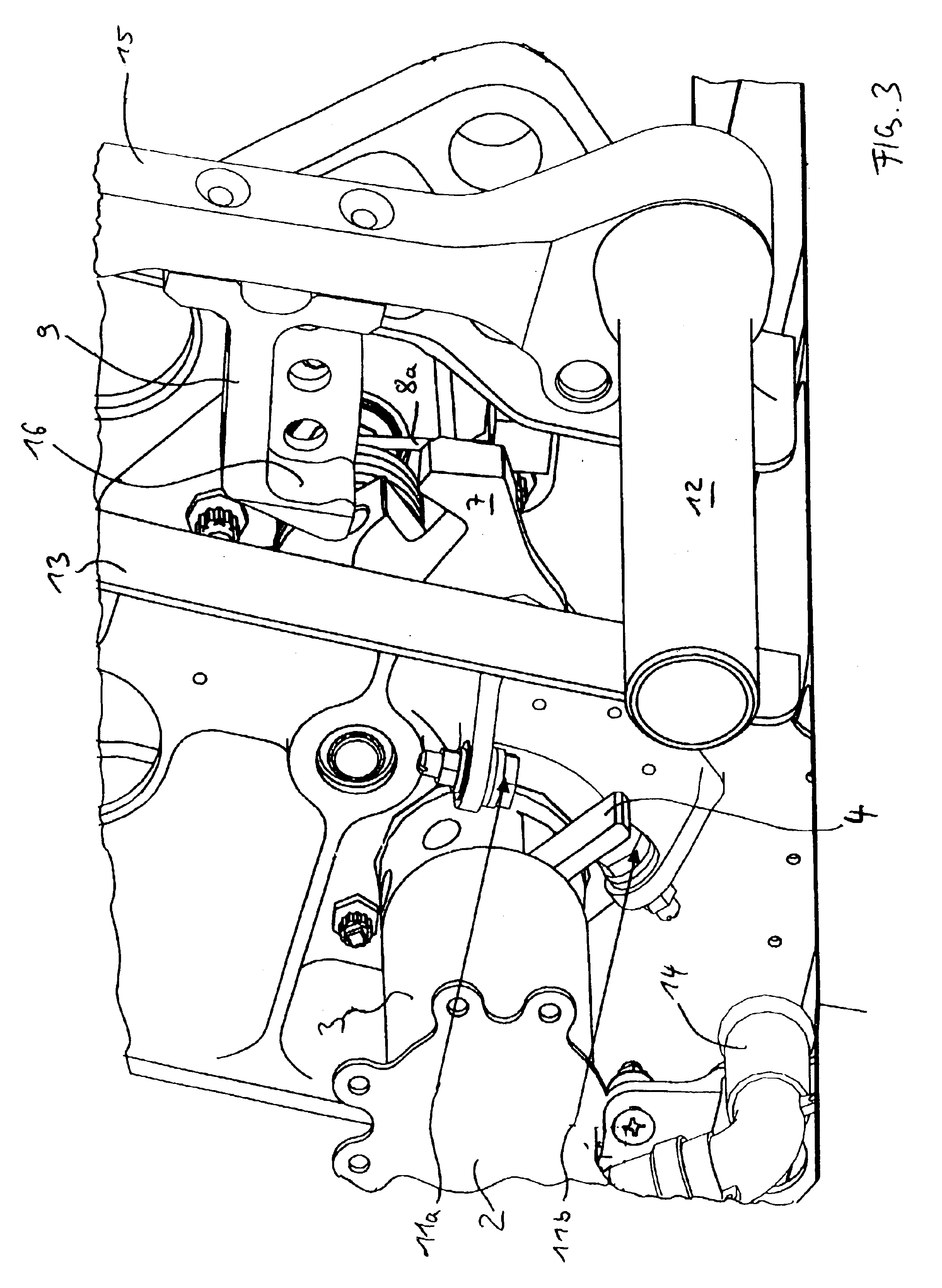 Patent Us6951320 Lock Mechanism For Securing A Door Kinematics 1989 S10 Engine Diagram Drawing