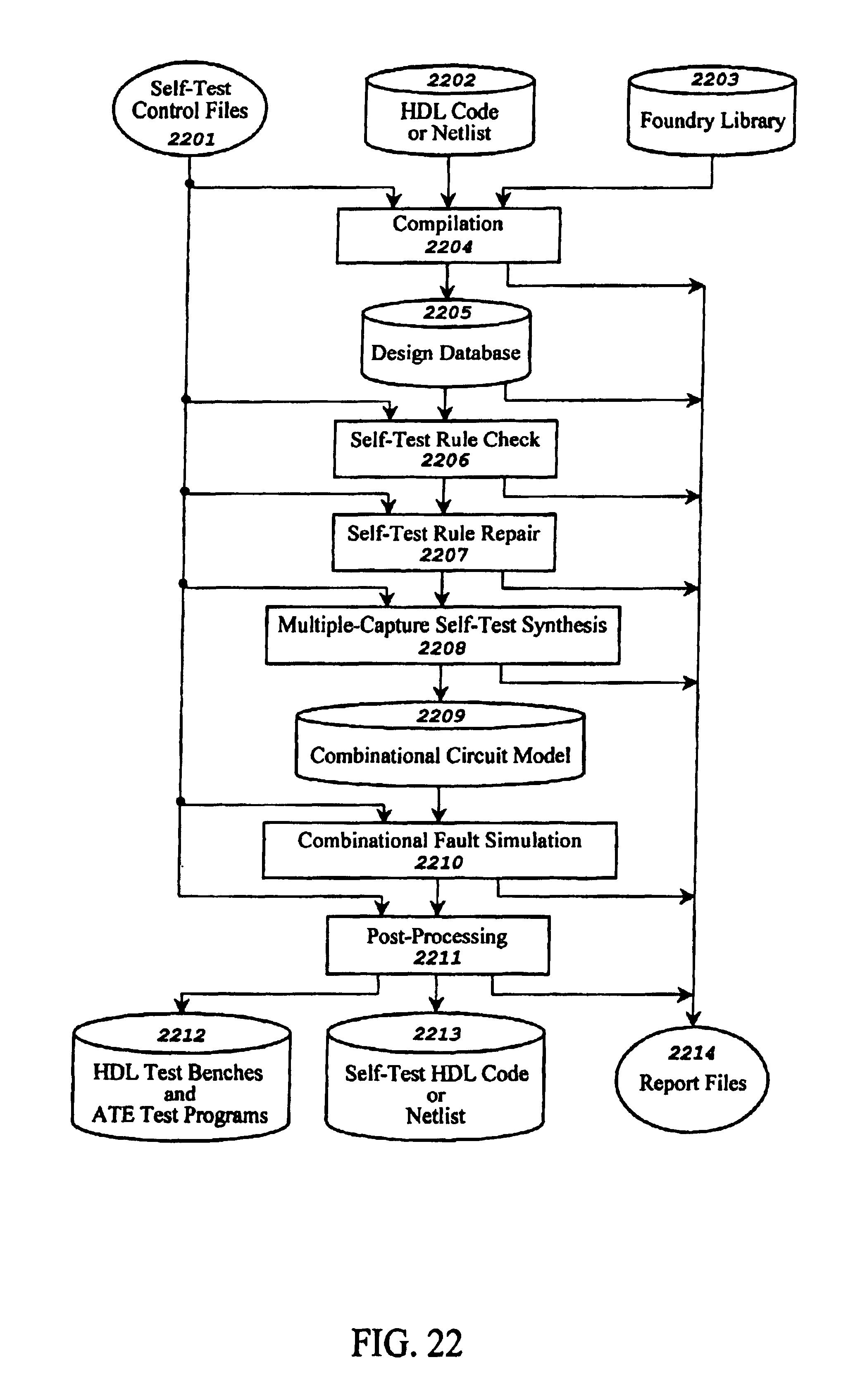 patent us6954887