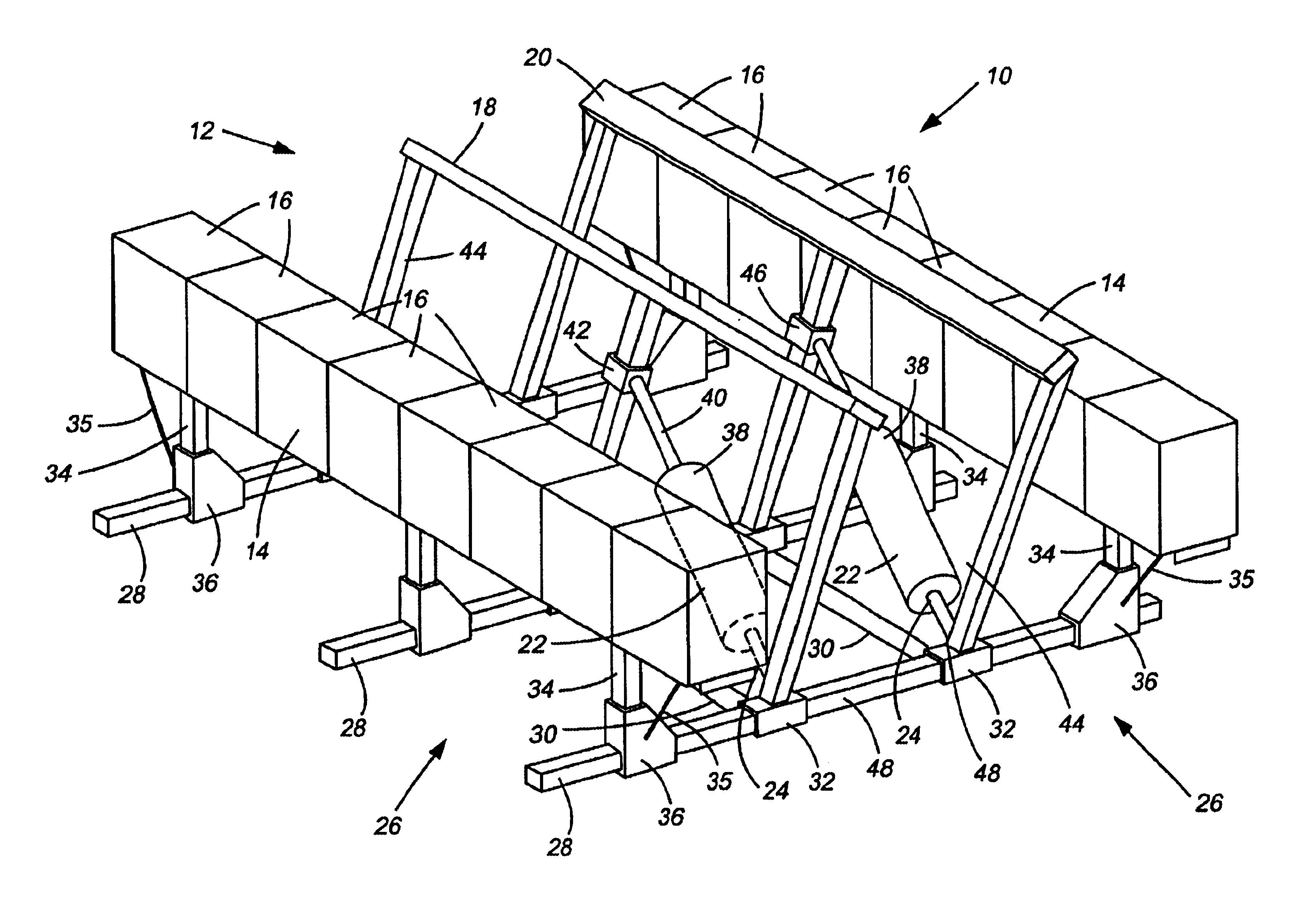 patent us6964239 - modular floating boat lift