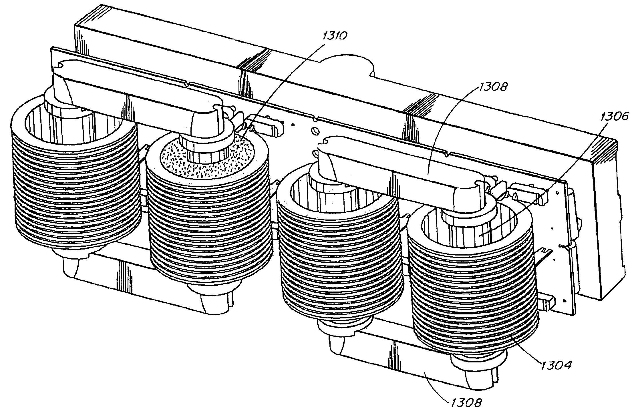 patent us6967559 - transformer for high-voltage x-ray generator