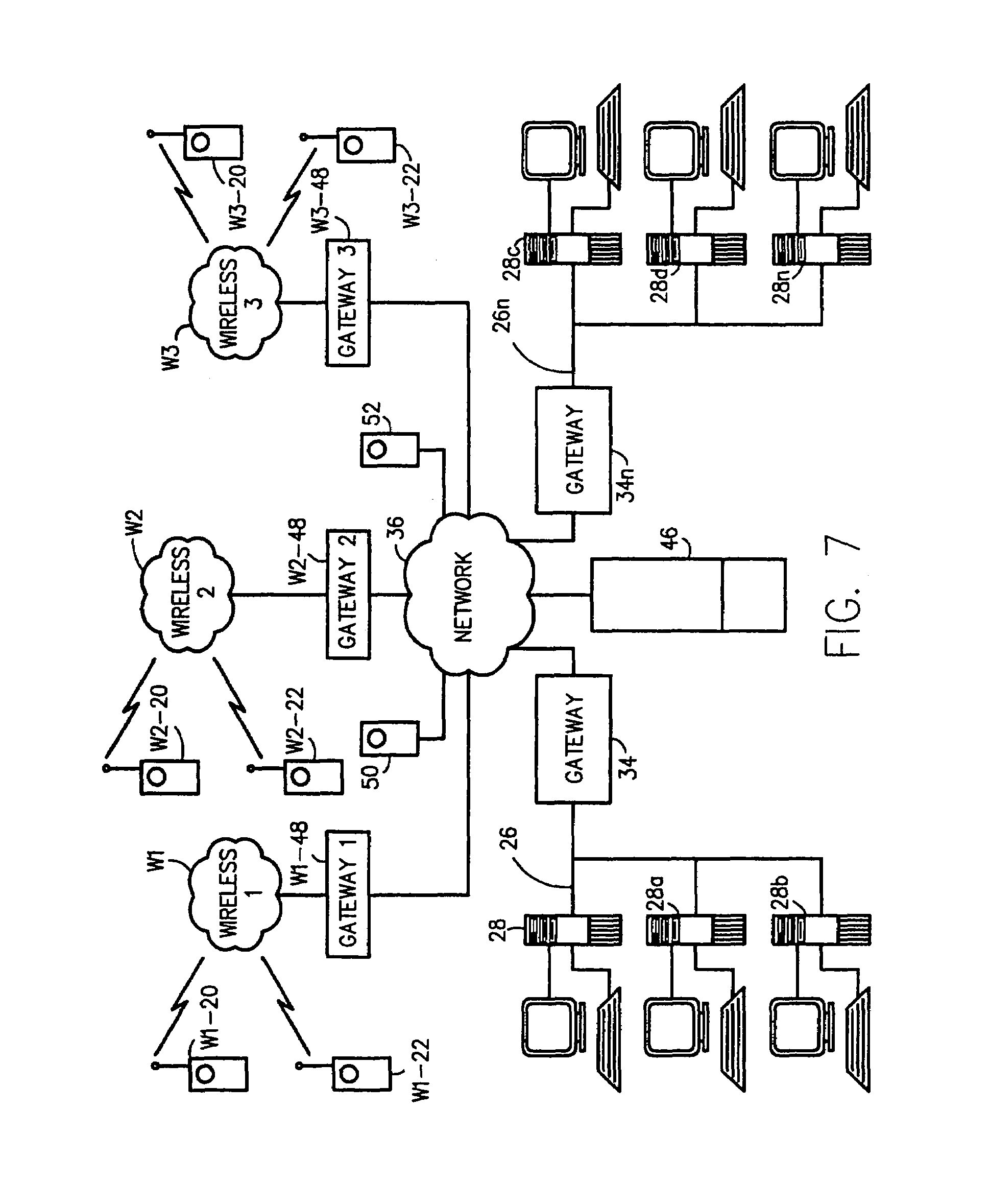 patent us6970183 multimedia surveillance and monitoring system patent drawing