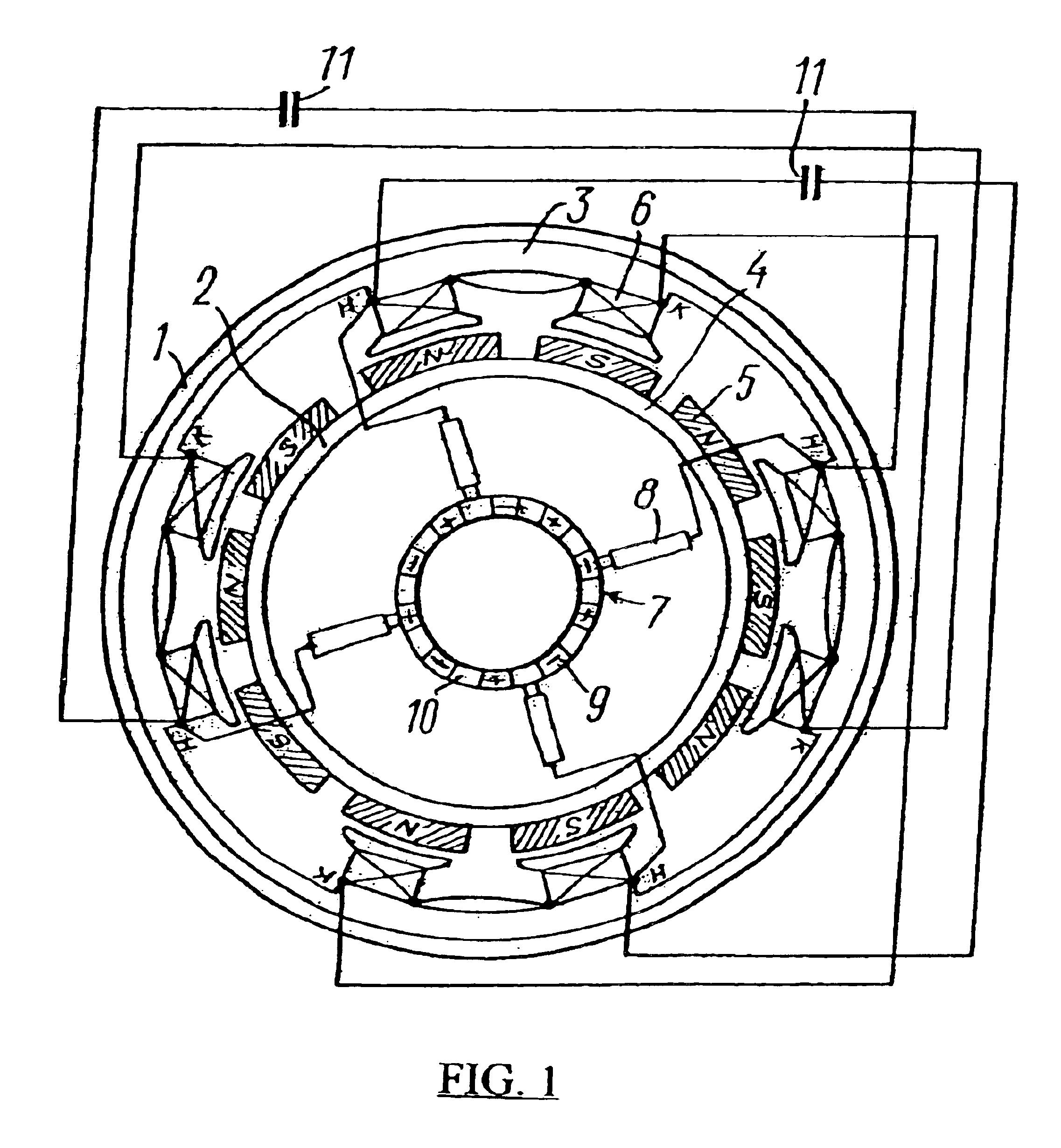 Мотор-колесо своими руками чертежи