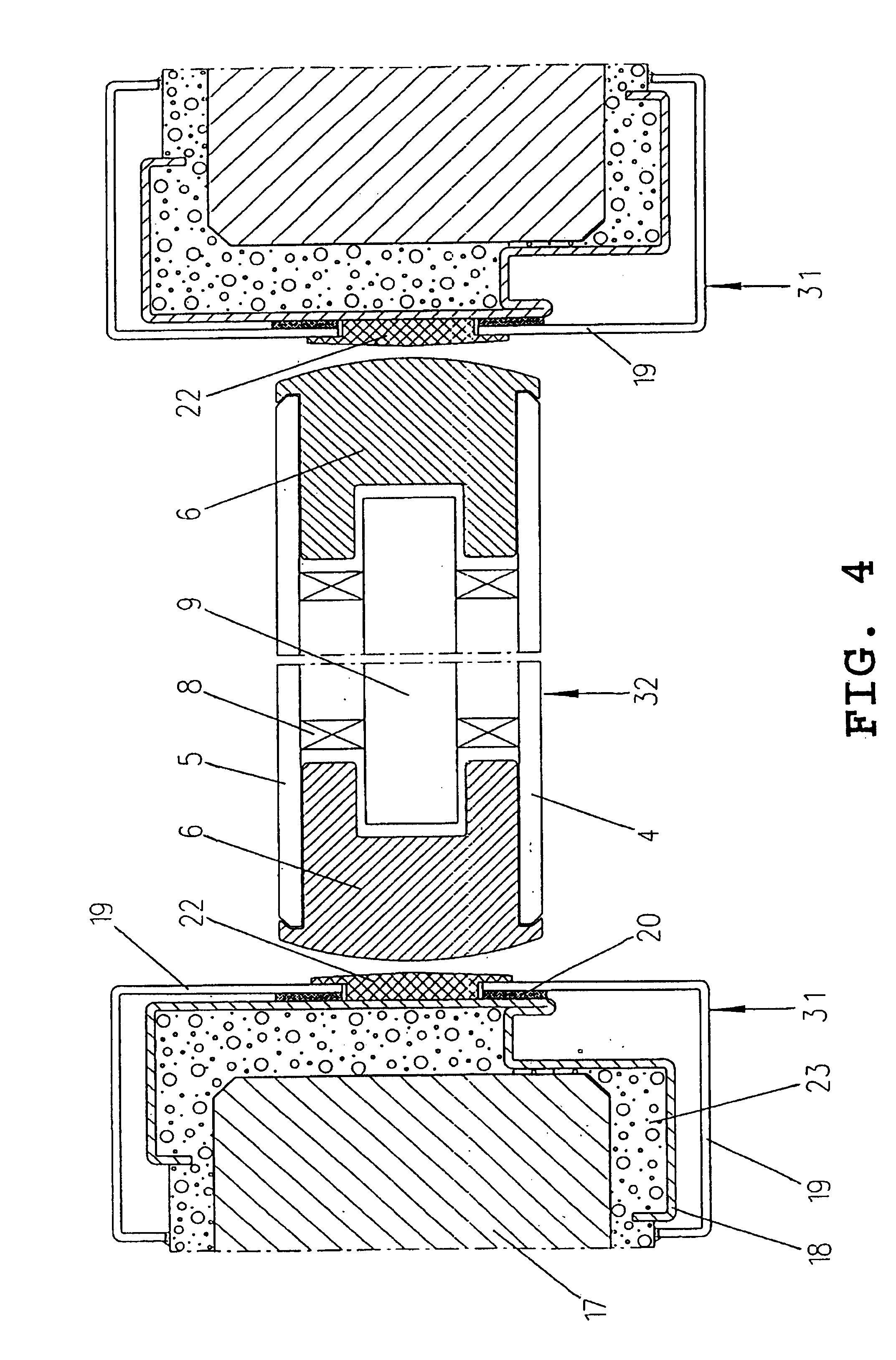 Patent Us6981351 Fire Rated Door With A Surrounding Door