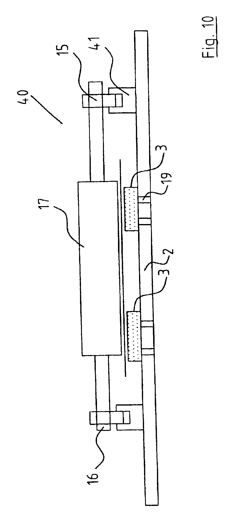 patent us6982876 - printed circuit board assembly