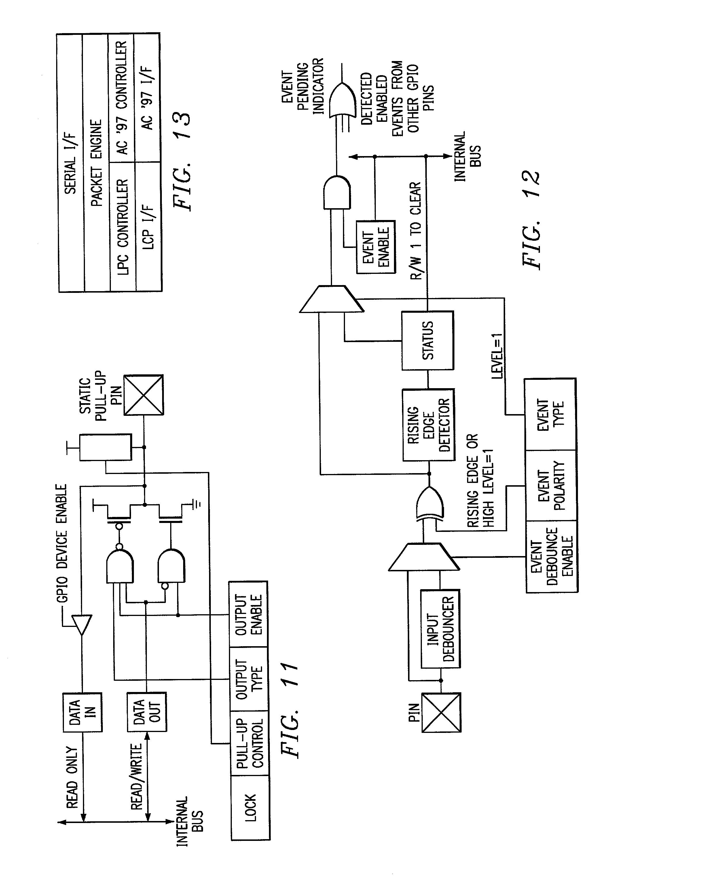 Patent US6990549 - Low pin count (LPC) I/O ...