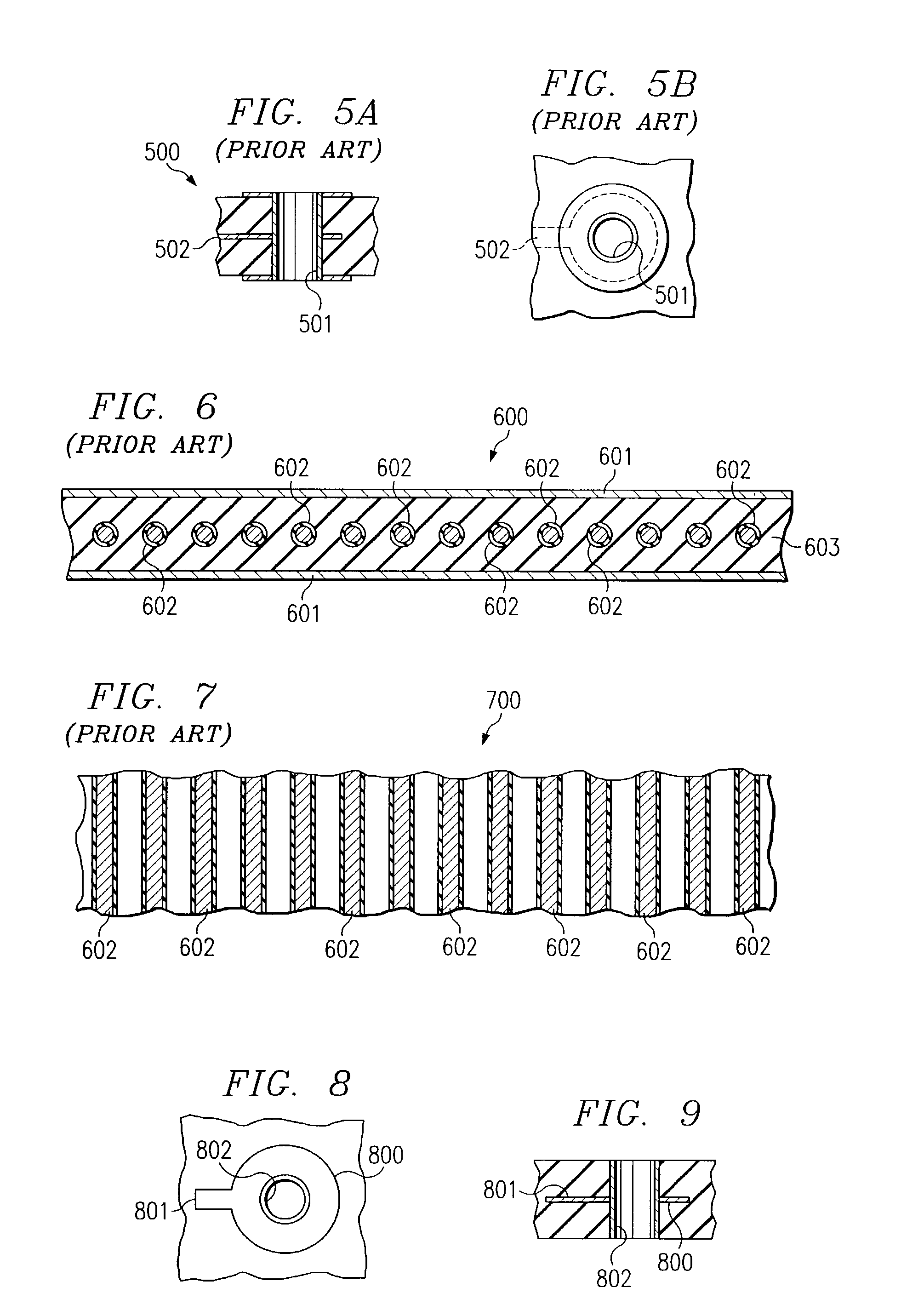 patent us7000314 - method for providing flexible circuit using discrete wiring