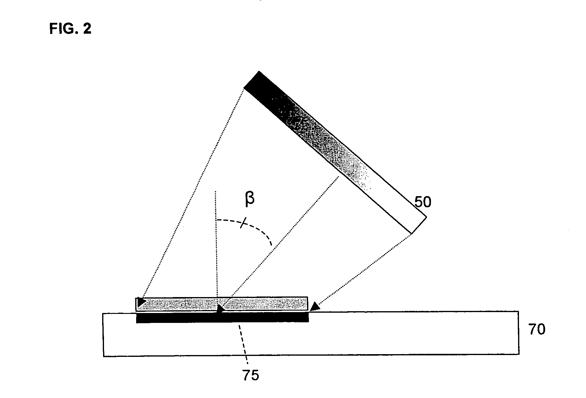 Patent Us7006215 Shaped Illumination Geometry And Intensity Using Card Holder Name Holders 6215 Drawing