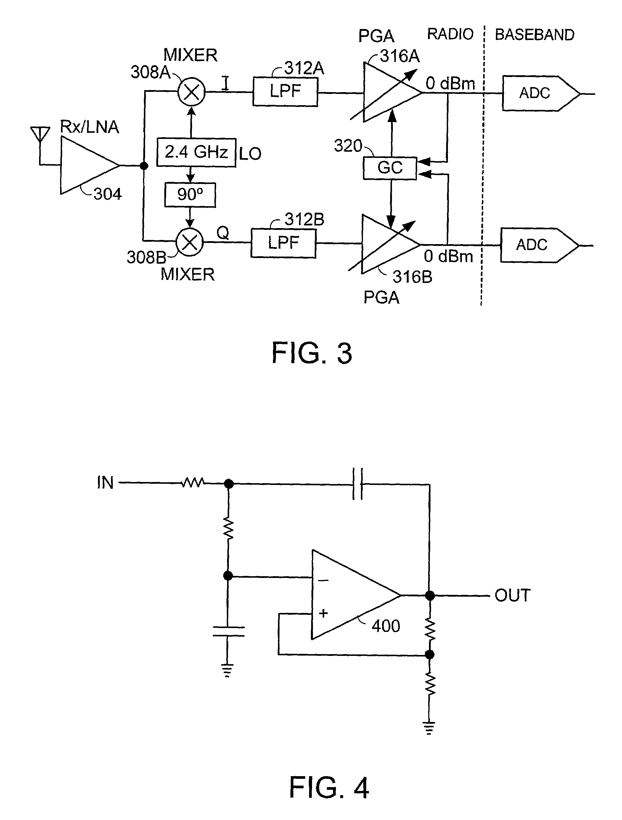 Patent Us7013118 High Speed Operational Amplifier Design Google Opamp And Level Meter Circuits Are Incorporated Into A Mixing Circuit Drawing