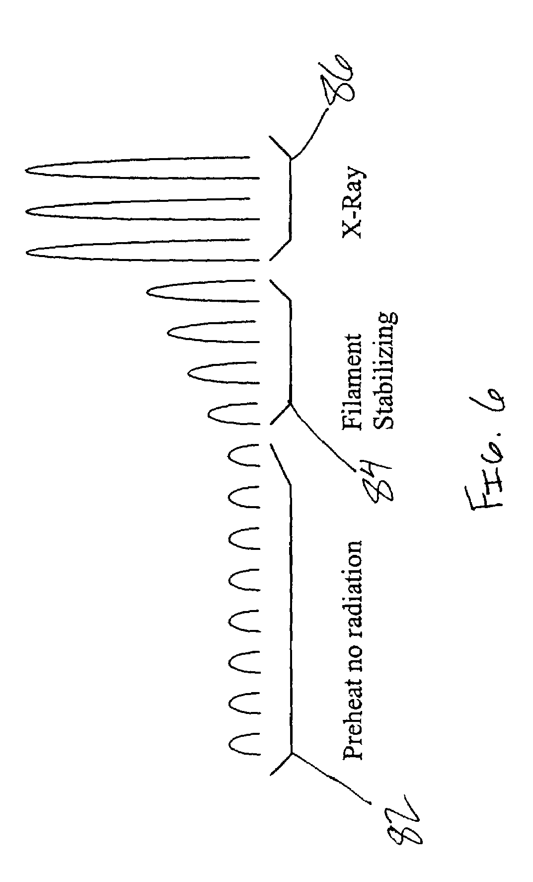patent us7016468 - x-ray tube preheat control